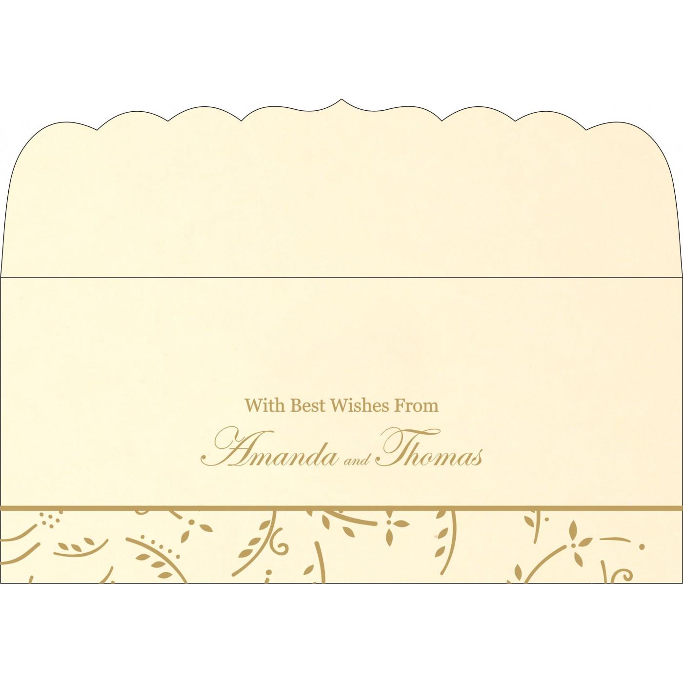 Money Envelopes : ME-1303 - 123WeddingCards