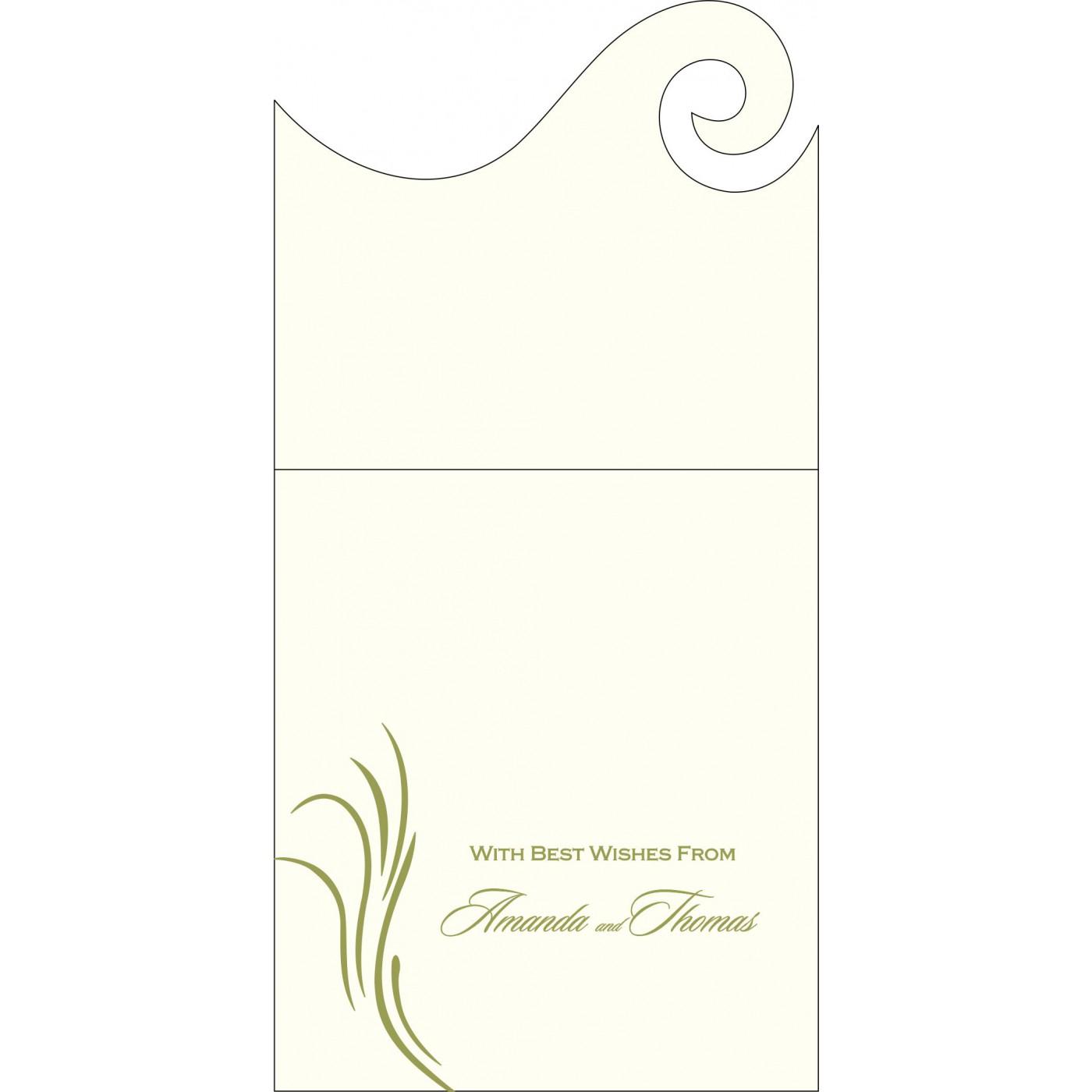 Money Envelopes : ME-1317 - 123WeddingCards