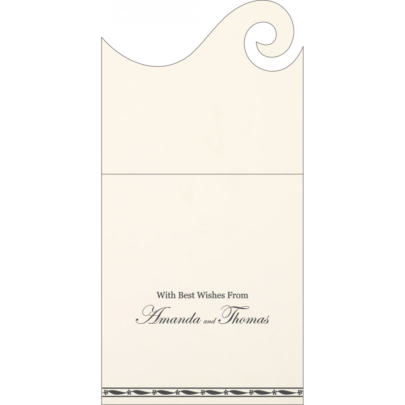 Money Envelopes : ME-1328 - 123WeddingCards