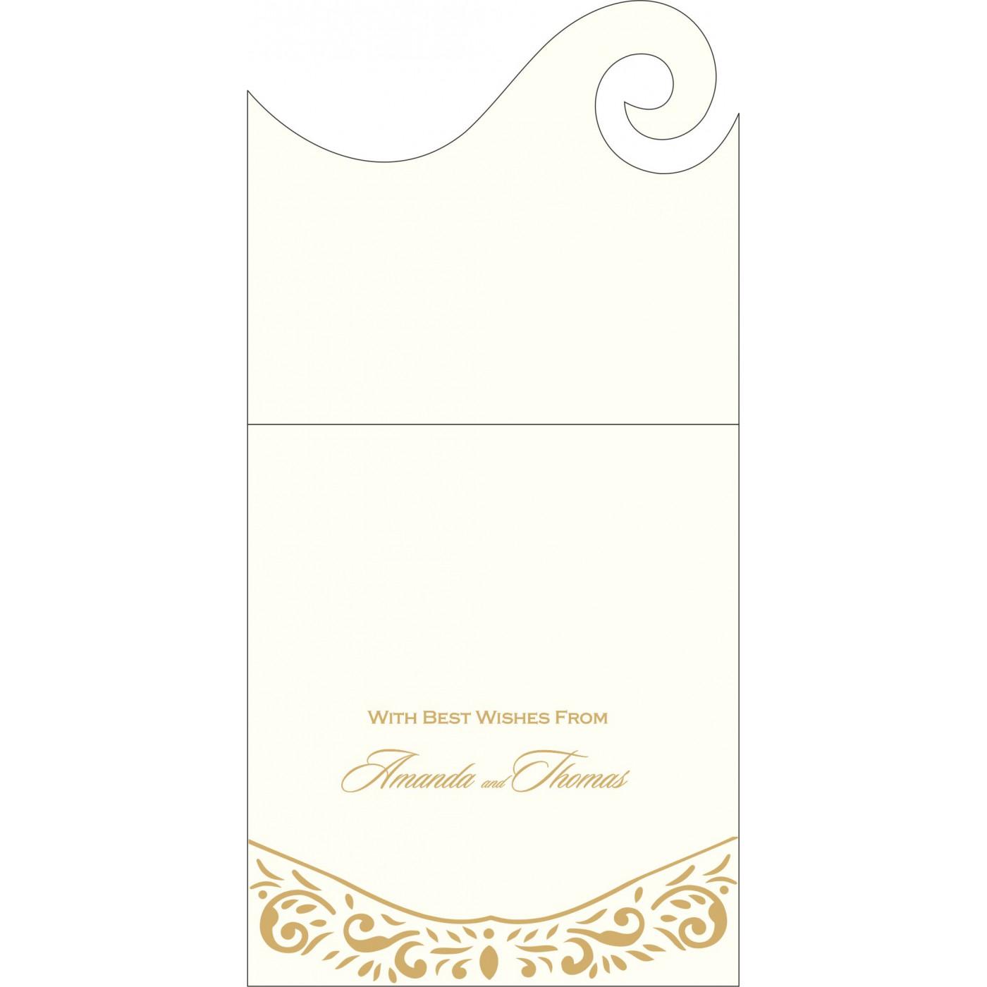 Money Envelopes : ME-1367 - 123WeddingCards