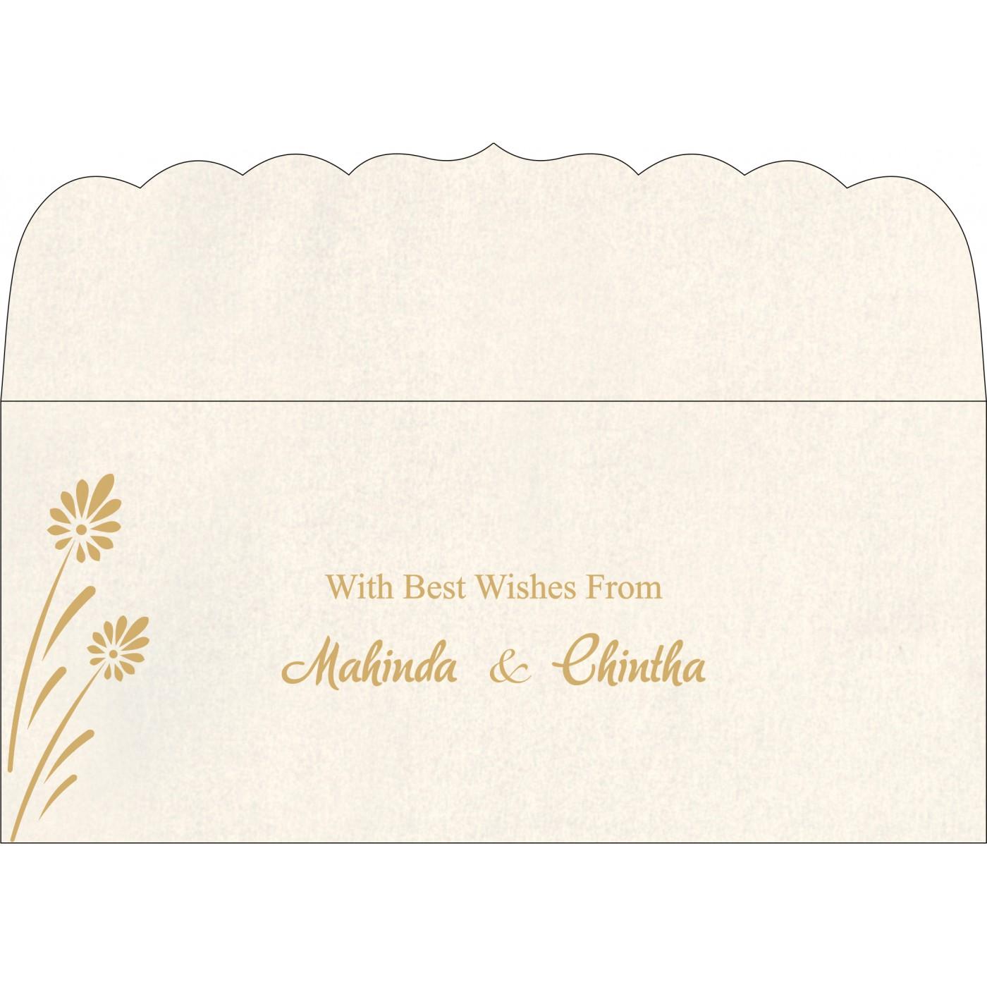 Money Envelopes : ME-1372 - 123WeddingCards