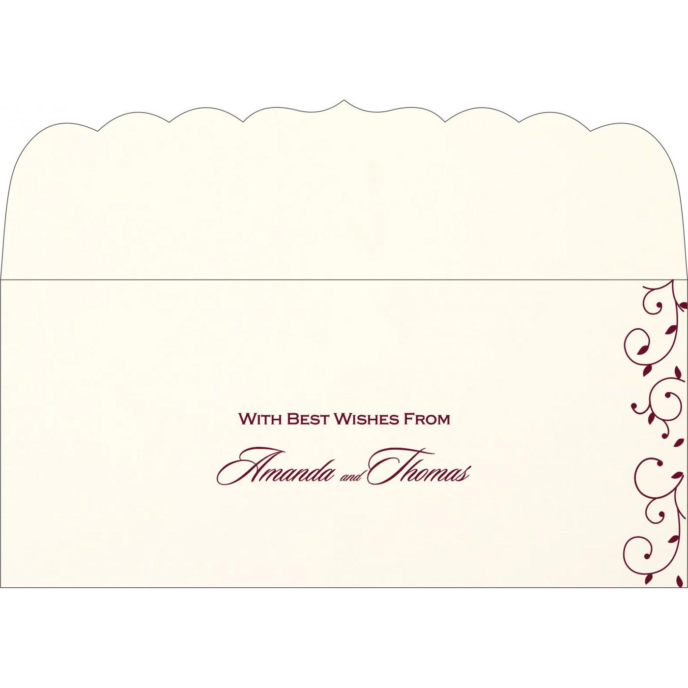 Money Envelopes : ME-1376 - 123WeddingCards
