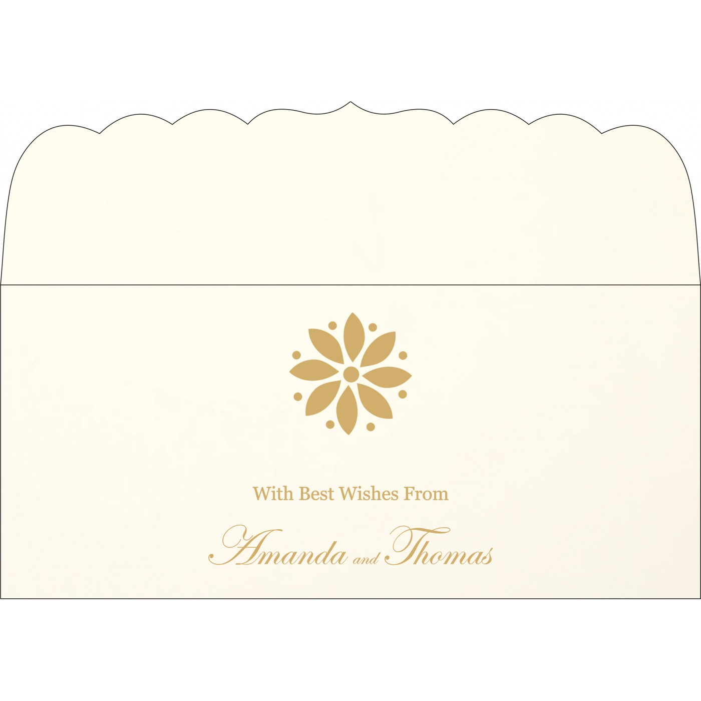 Money Envelopes : ME-1385 - 123WeddingCards