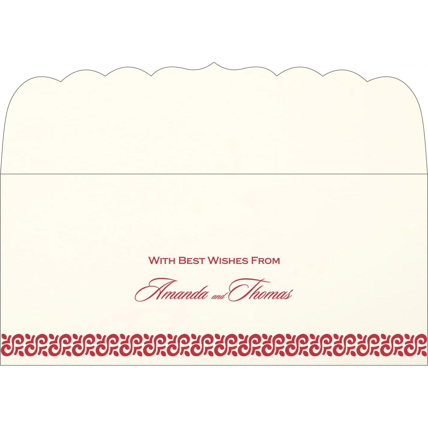 Money Envelopes : ME-1411 - 123WeddingCards