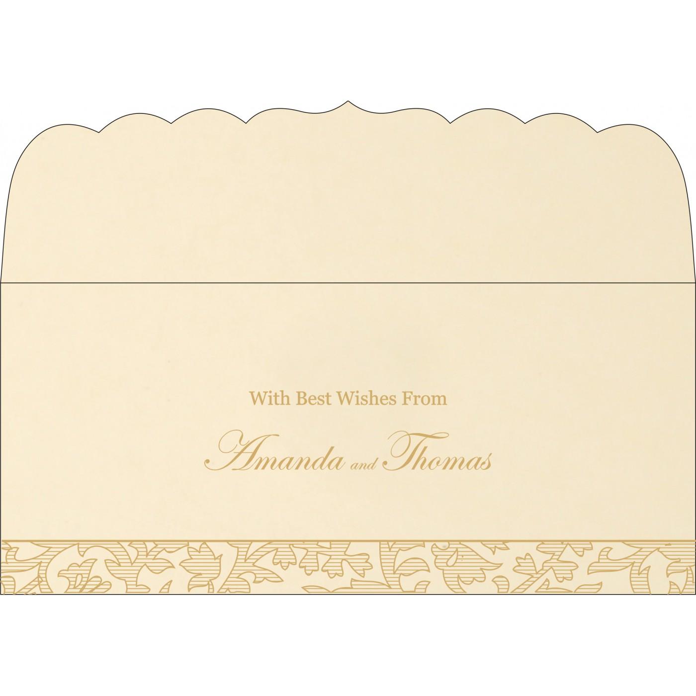 Money Envelopes : ME-1426 - 123WeddingCards
