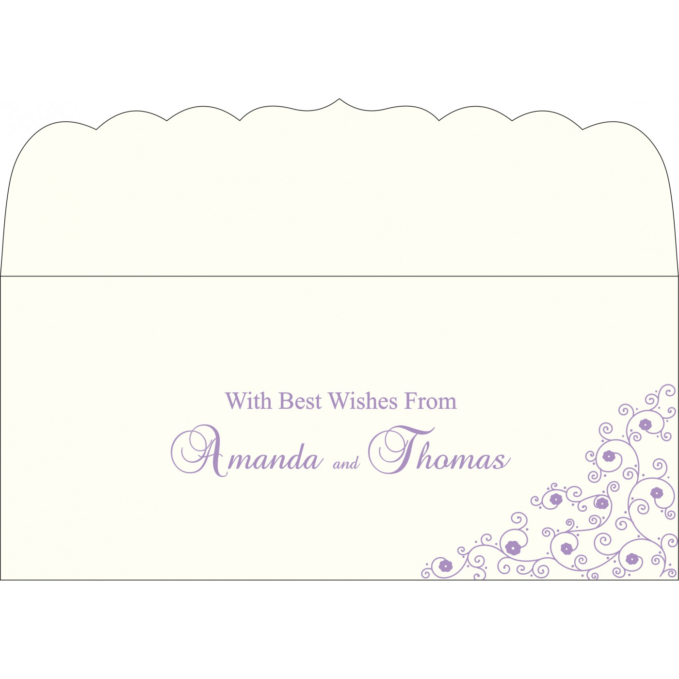 Money Envelopes : ME-1431 - 123WeddingCards