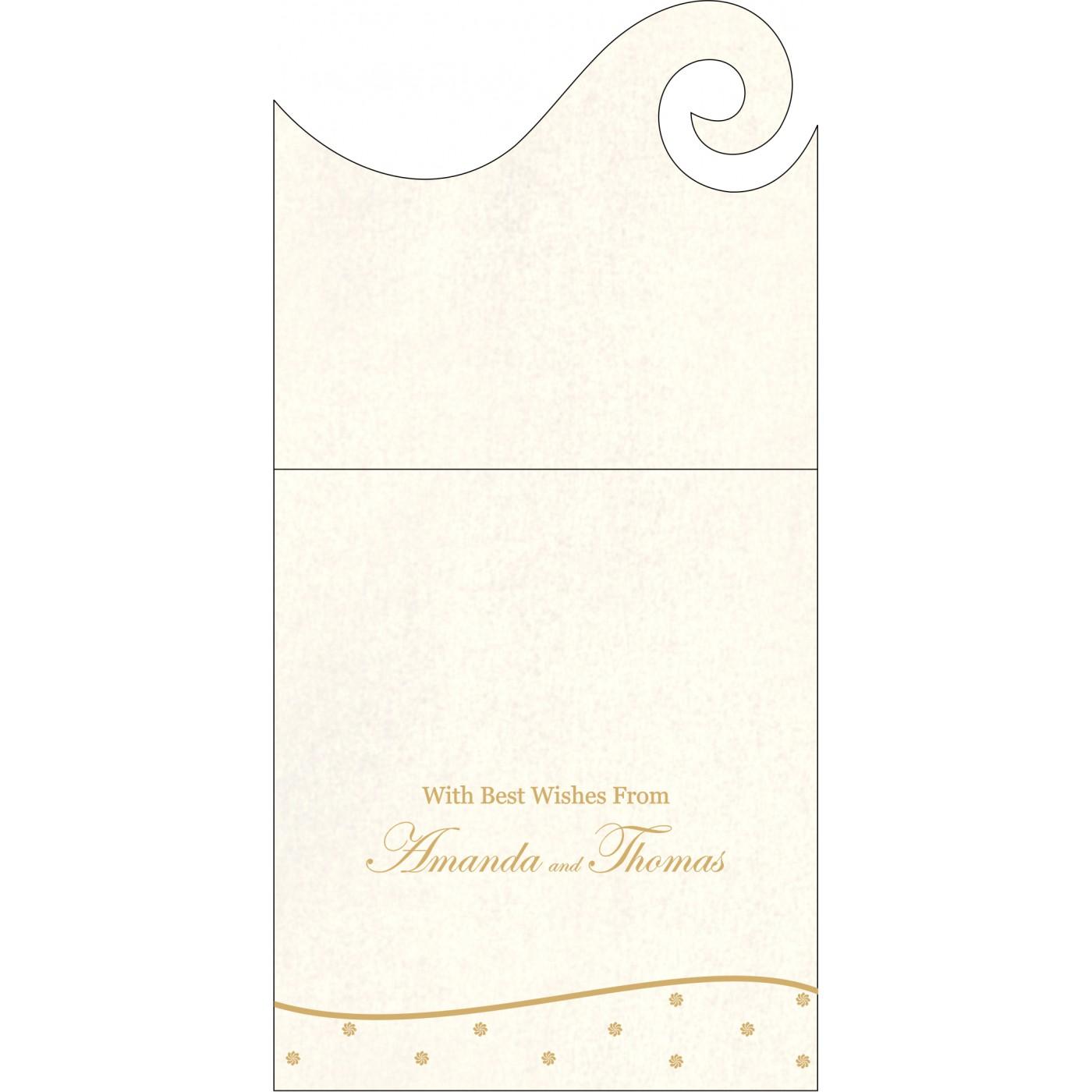 Money Envelopes : ME-1435 - 123WeddingCards