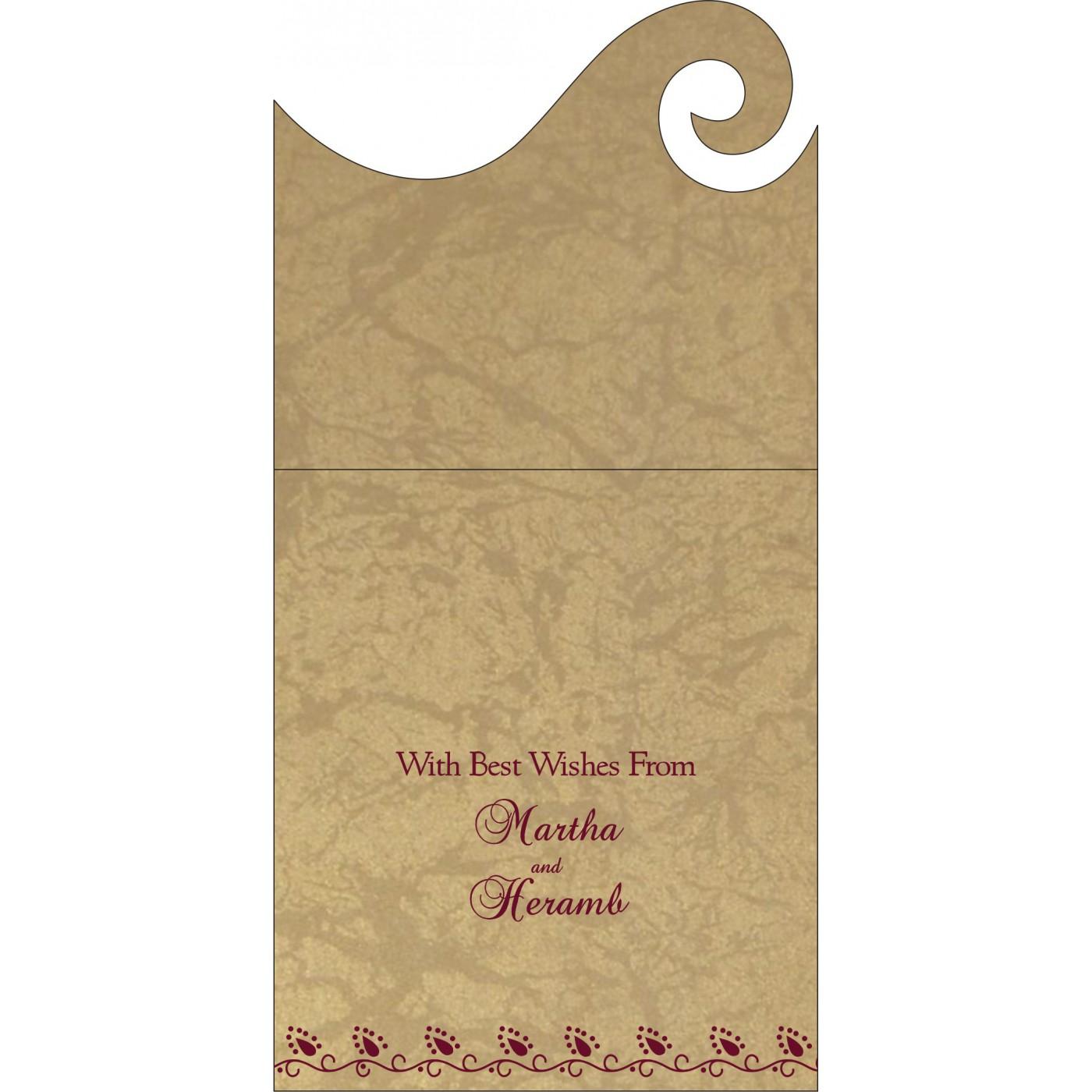 Money Envelopes : ME-1440 - 123WeddingCards