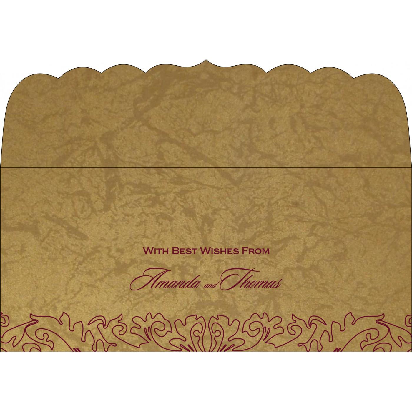 Money Envelopes : ME-1465 - 123WeddingCards