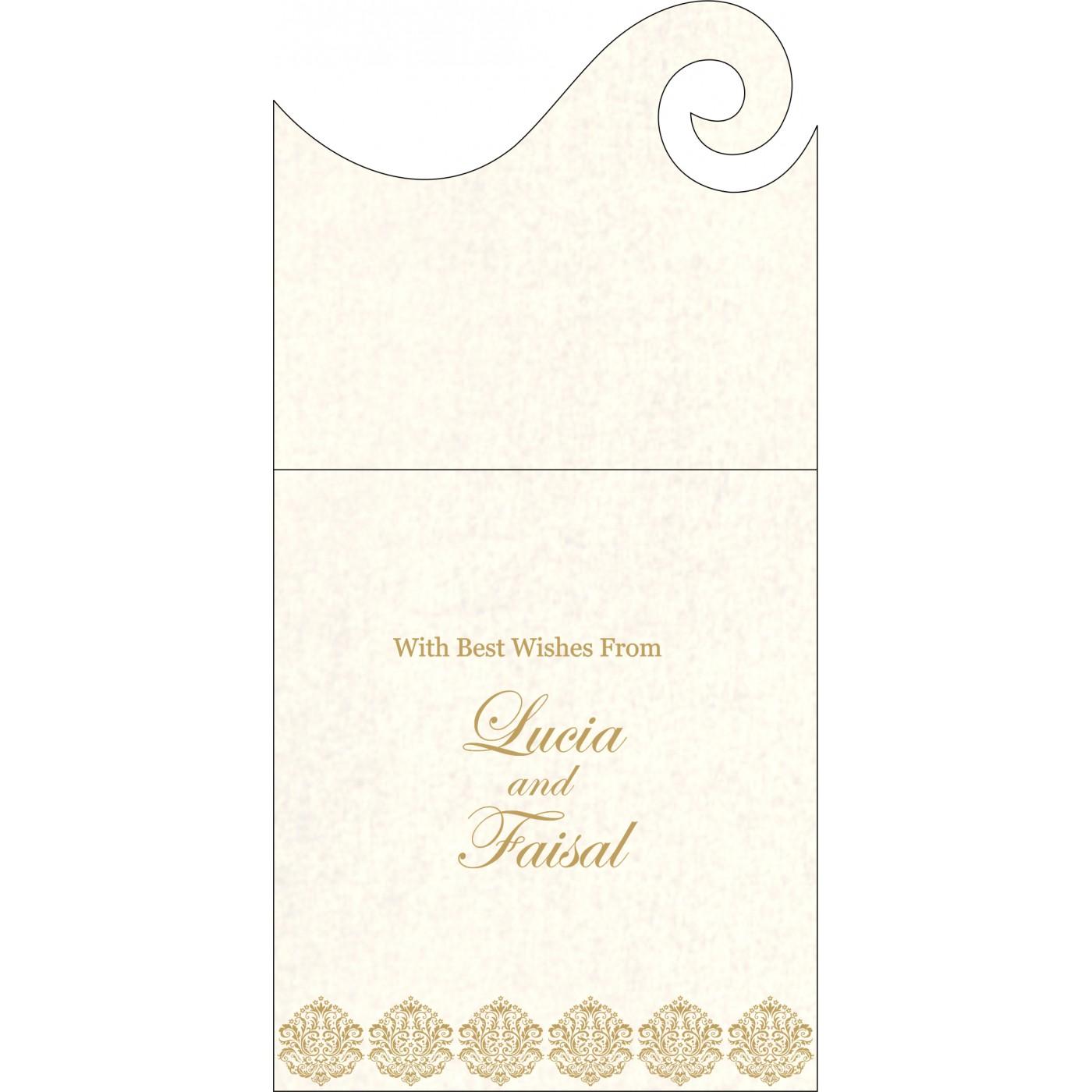 Money Envelopes : ME-1502 - 123WeddingCards