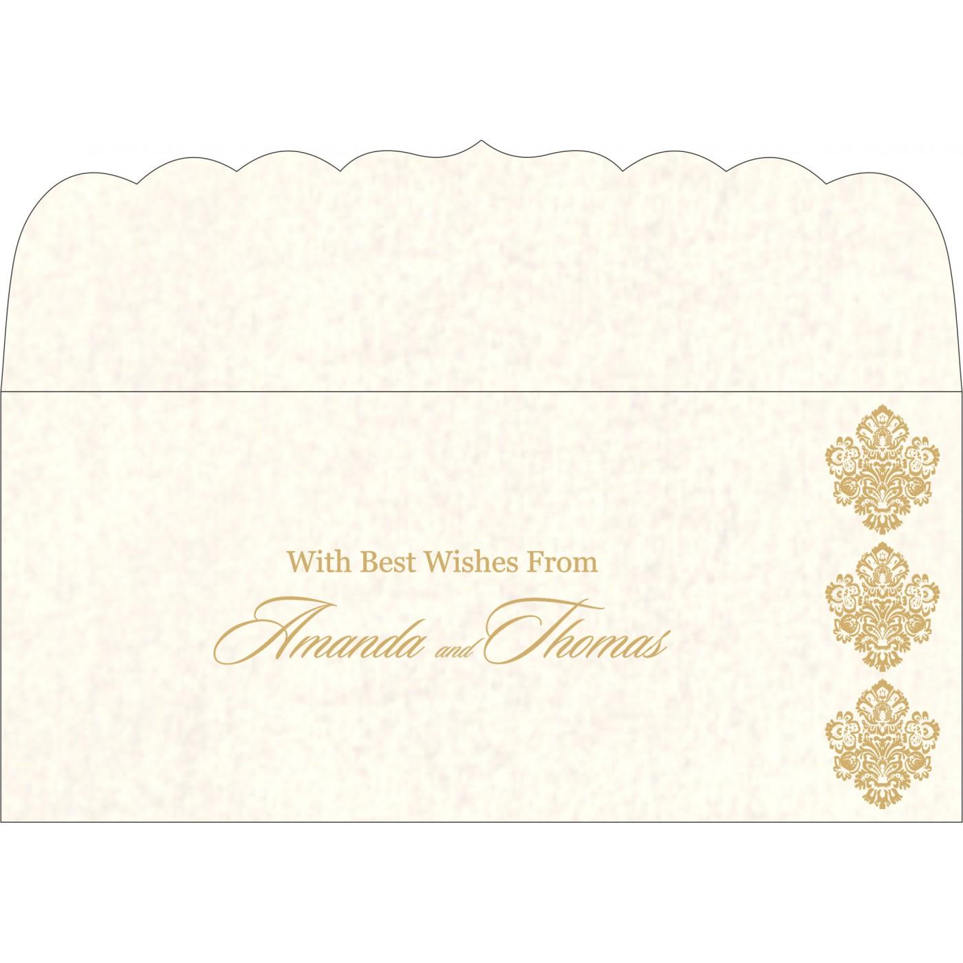 Money Envelopes : ME-1508 - 123WeddingCards