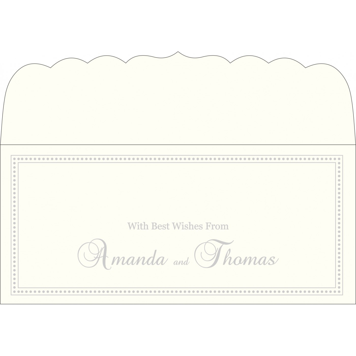 Money Envelopes : ME-2015 - 123WeddingCards