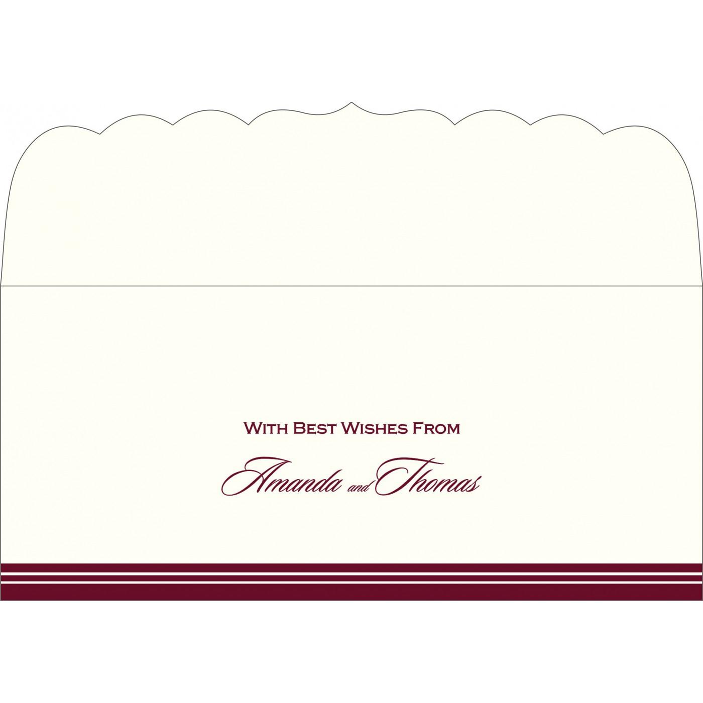 Money Envelopes : ME-2054 - 123WeddingCards