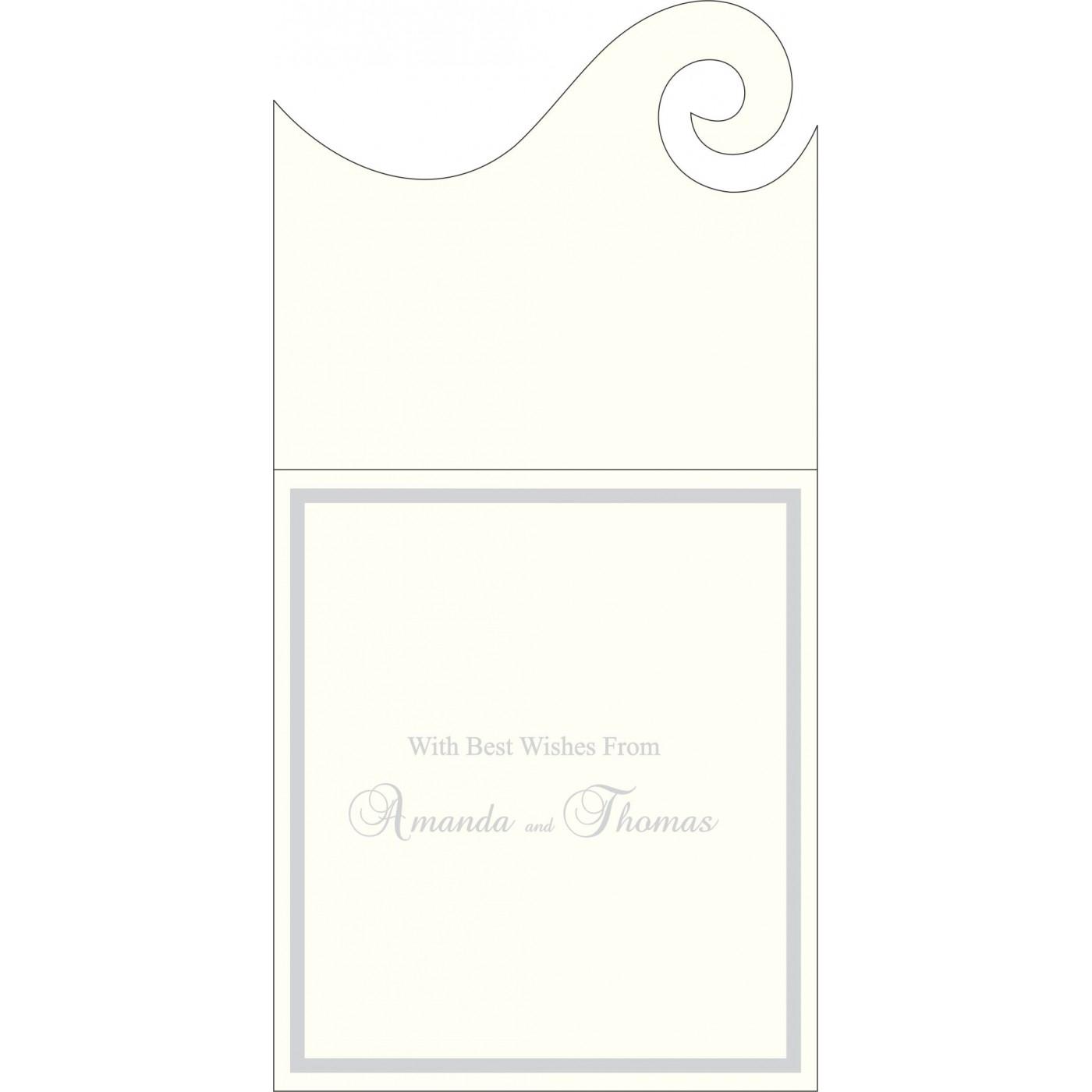 Money Envelopes : ME-2068 - 123WeddingCards