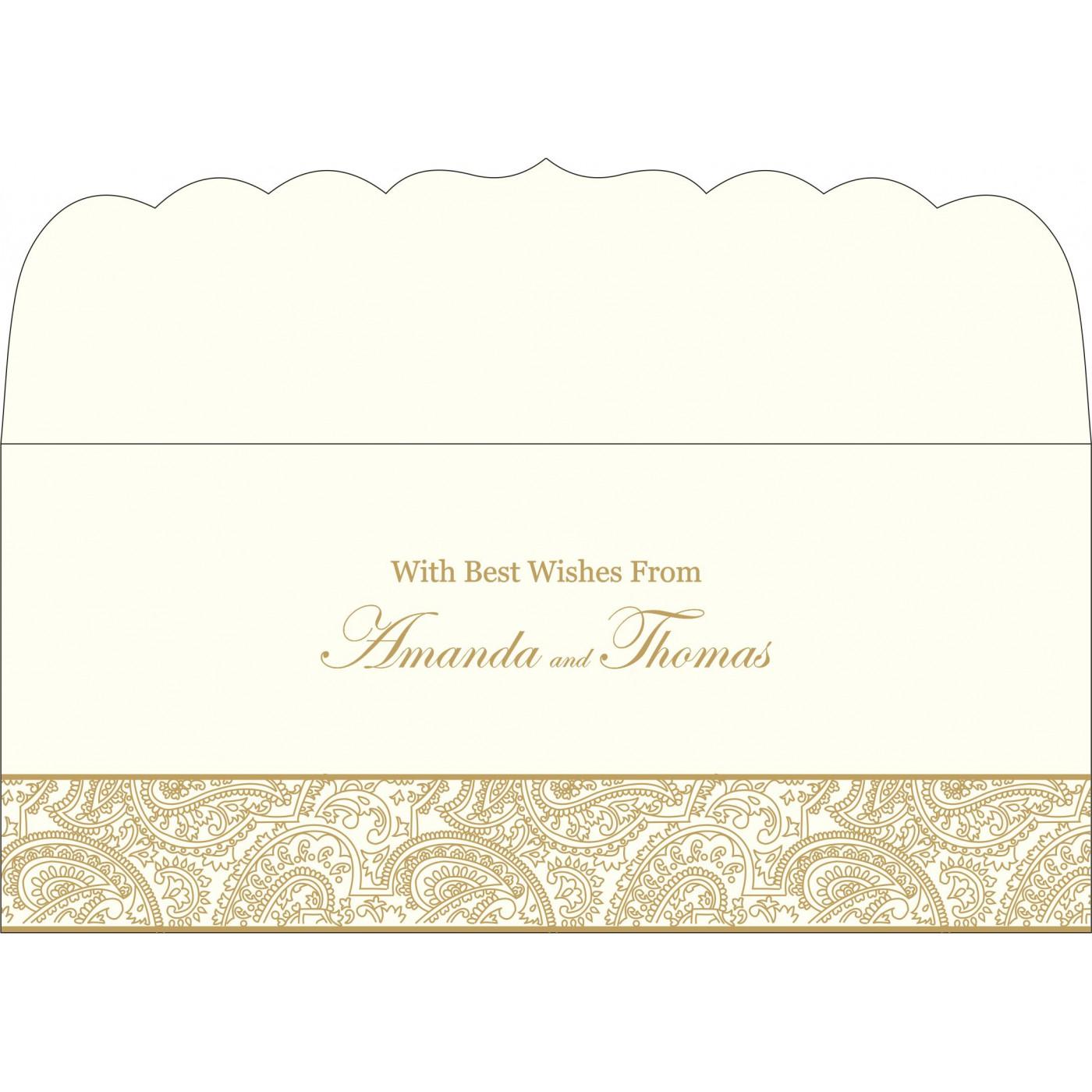 Money Envelopes : ME-2170 - 123WeddingCards
