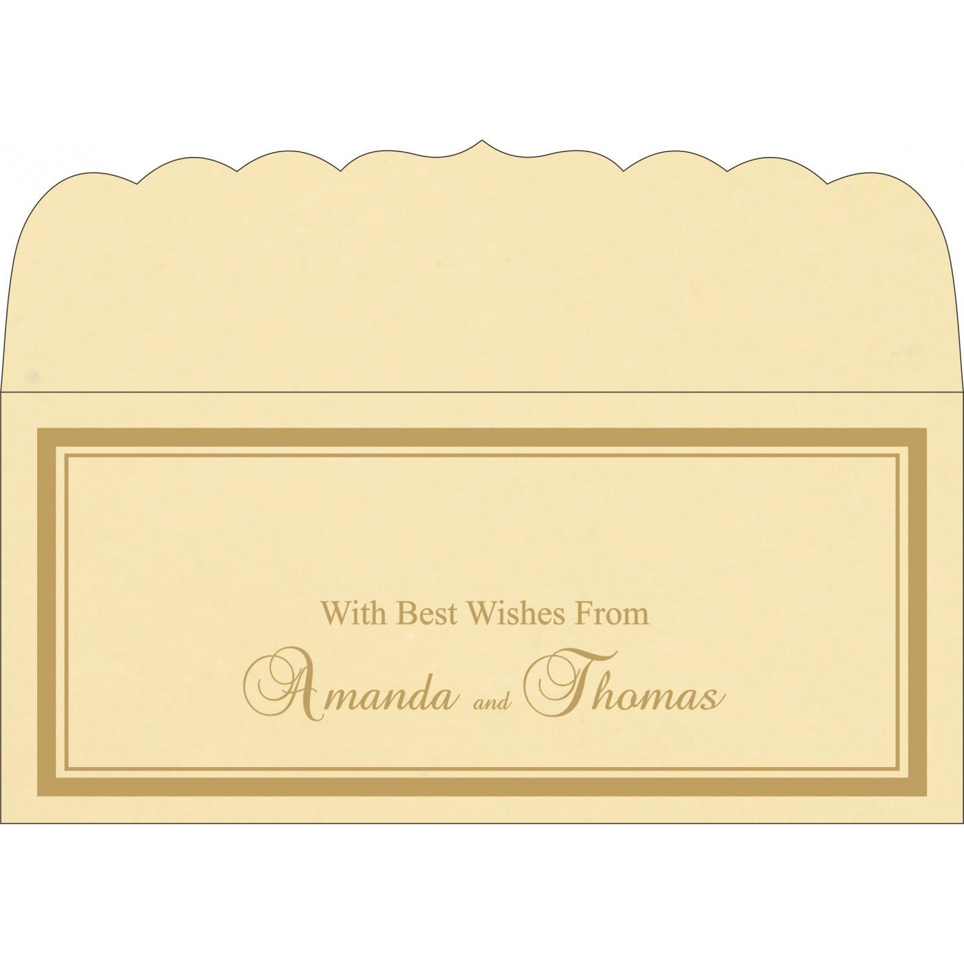 Money Envelopes : ME-2177 - 123WeddingCards