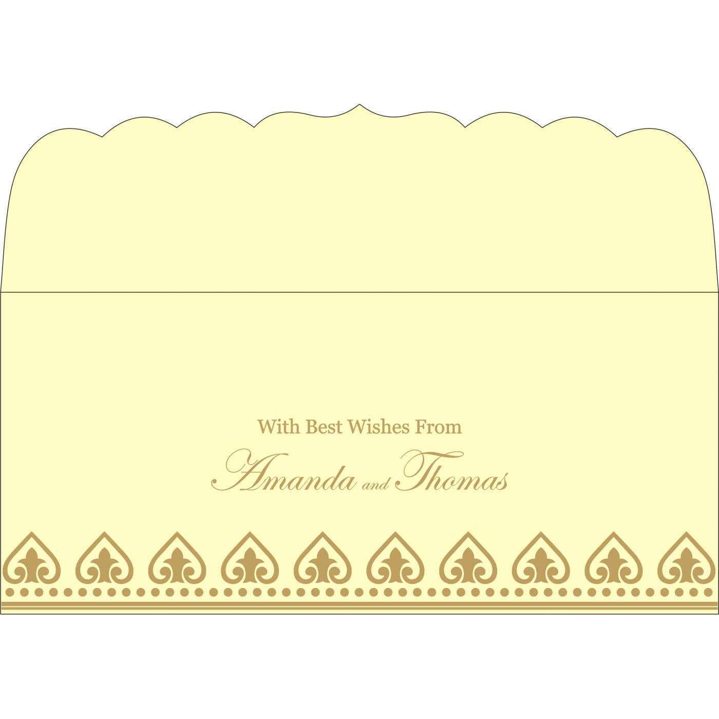 Money Envelopes : ME-2220 - 123WeddingCards