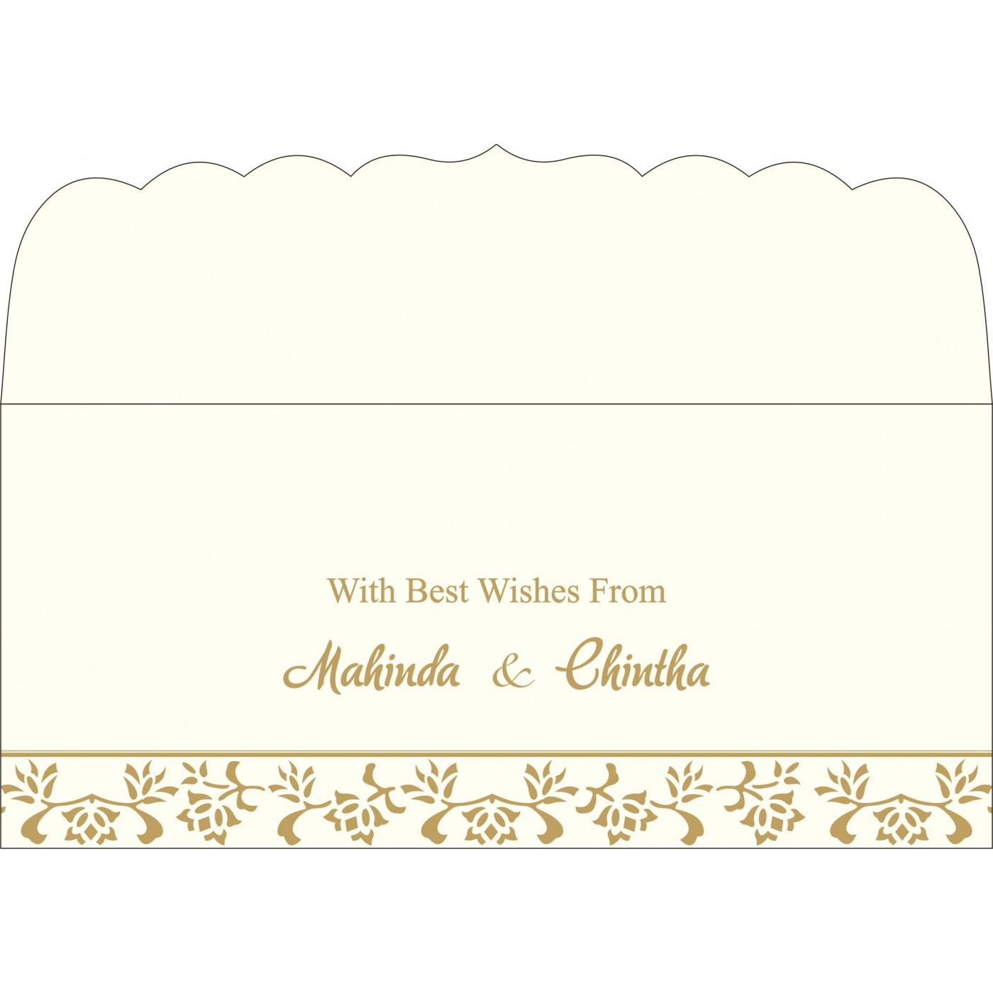 Money Envelopes : ME-2238 - 123WeddingCards