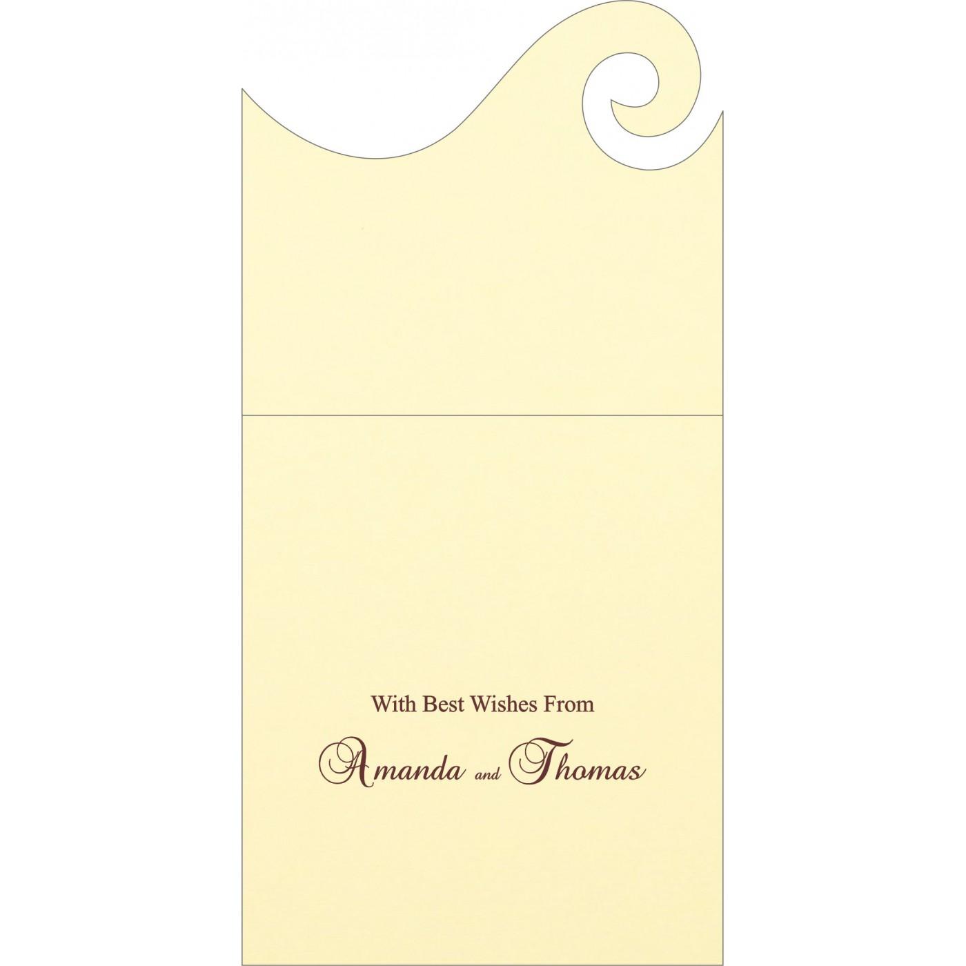 Money Envelopes : ME-2275 - 123WeddingCards