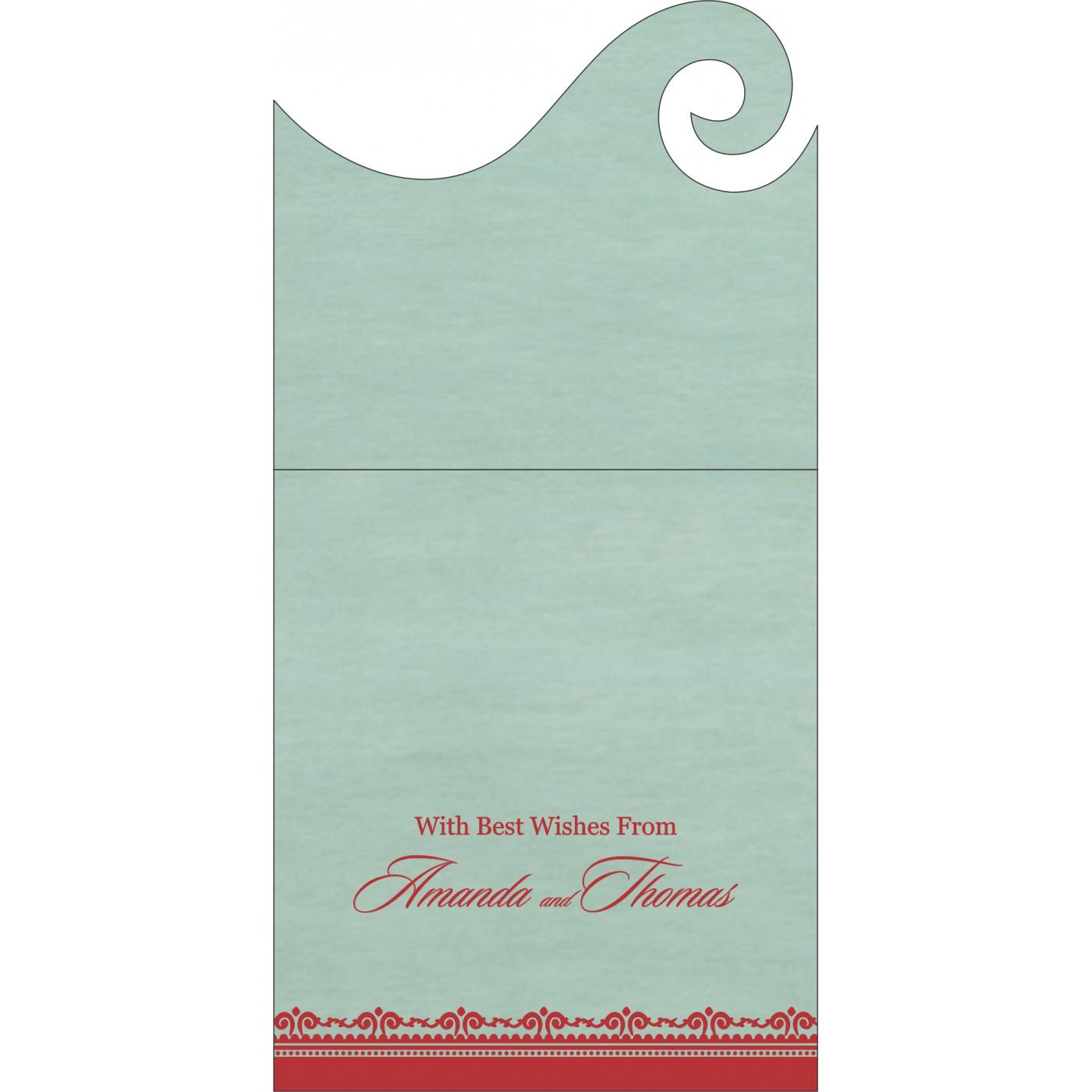 Money Envelopes : ME-8205N - 123WeddingCards