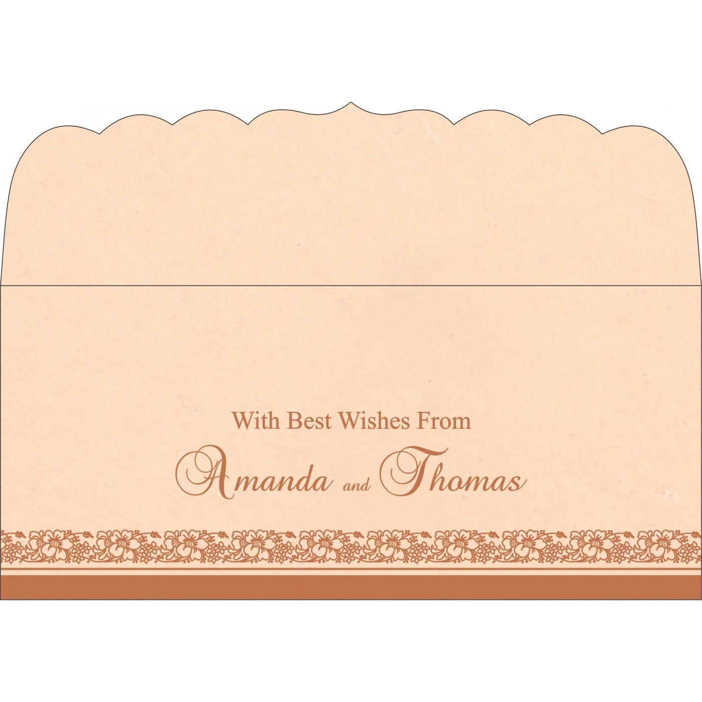 Money Envelopes : ME-8207C - 123WeddingCards