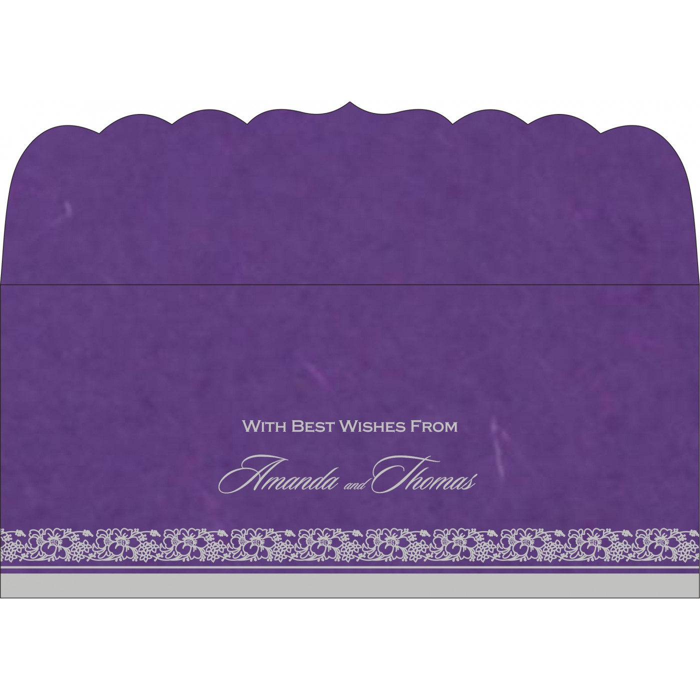 Money Envelopes : ME-8207G - 123WeddingCards