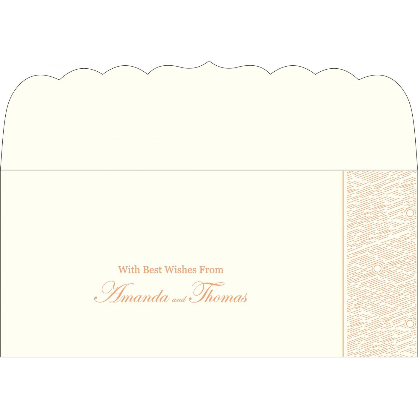 Money Envelopes : ME-8209A - 123WeddingCards