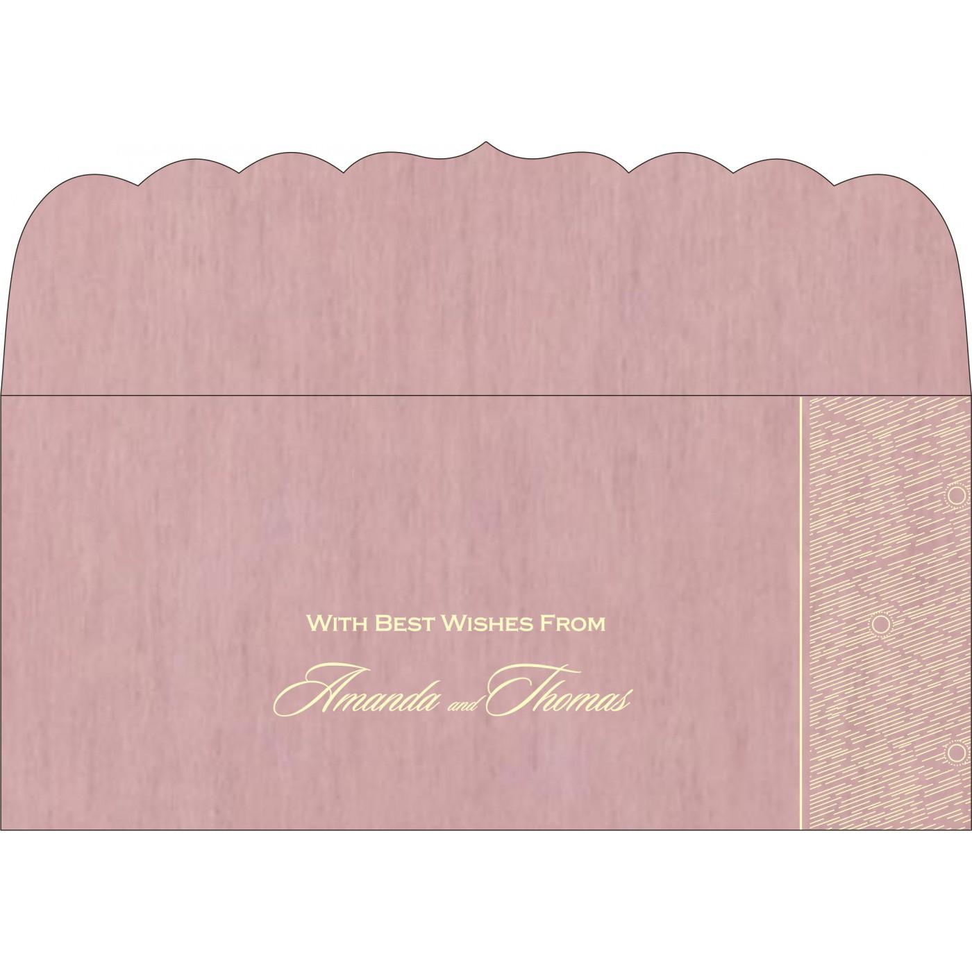 Money Envelopes : ME-8209H - 123WeddingCards