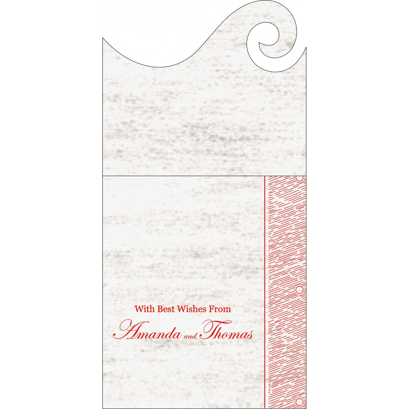 Money Envelopes : ME-8209N - 123WeddingCards