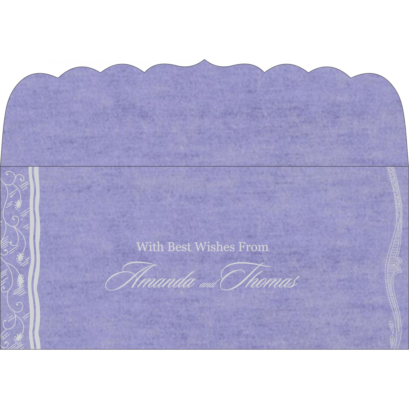 Money Envelopes : ME-8210N - 123WeddingCards