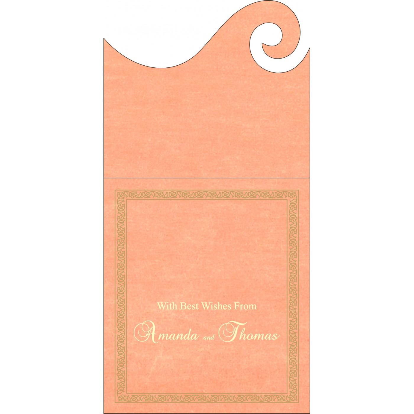 Money Envelopes : ME-8211J - 123WeddingCards
