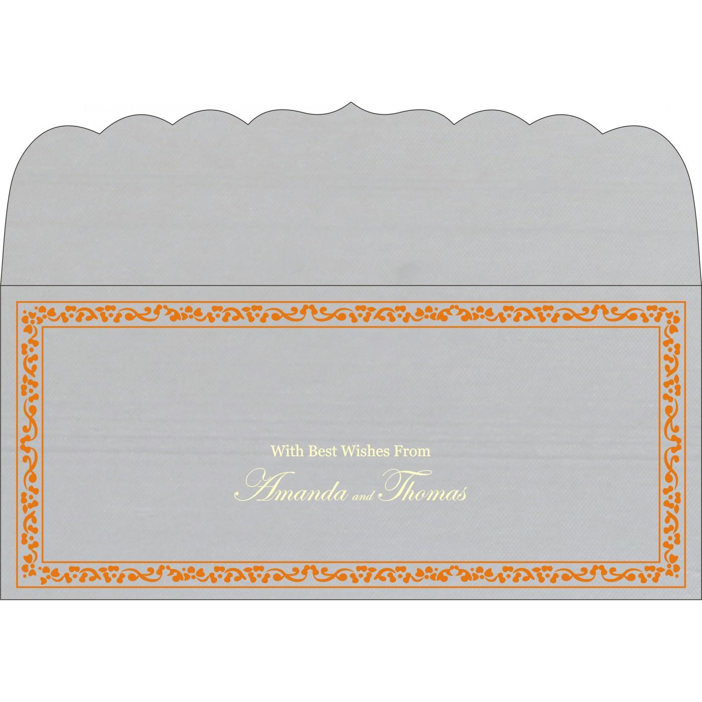 Money Envelopes : ME-8214M - 123WeddingCards