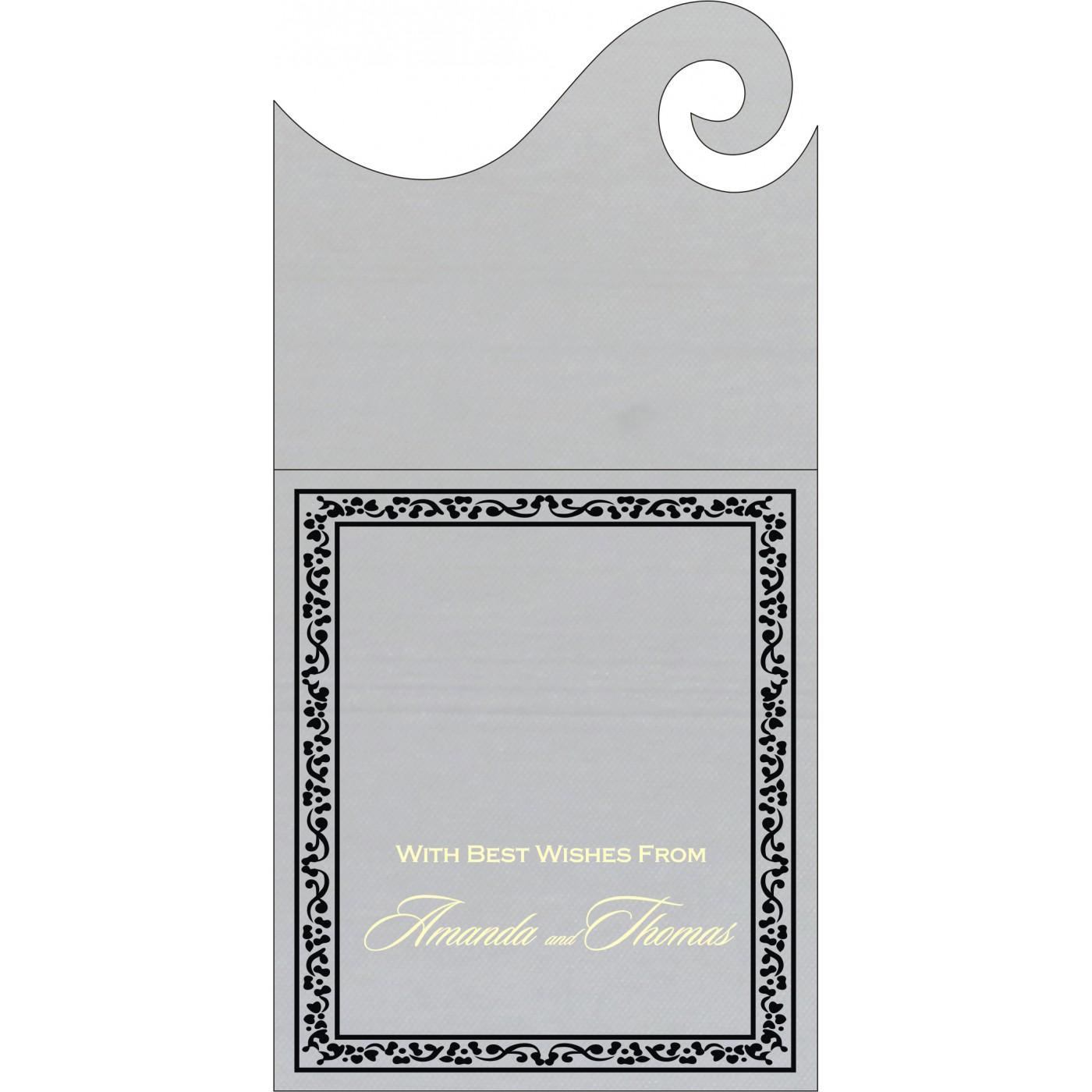 Money Envelopes : ME-8214N - 123WeddingCards