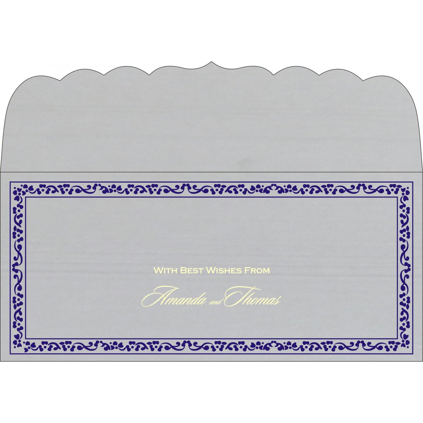 Money Envelopes : ME-8214Q - 123WeddingCards