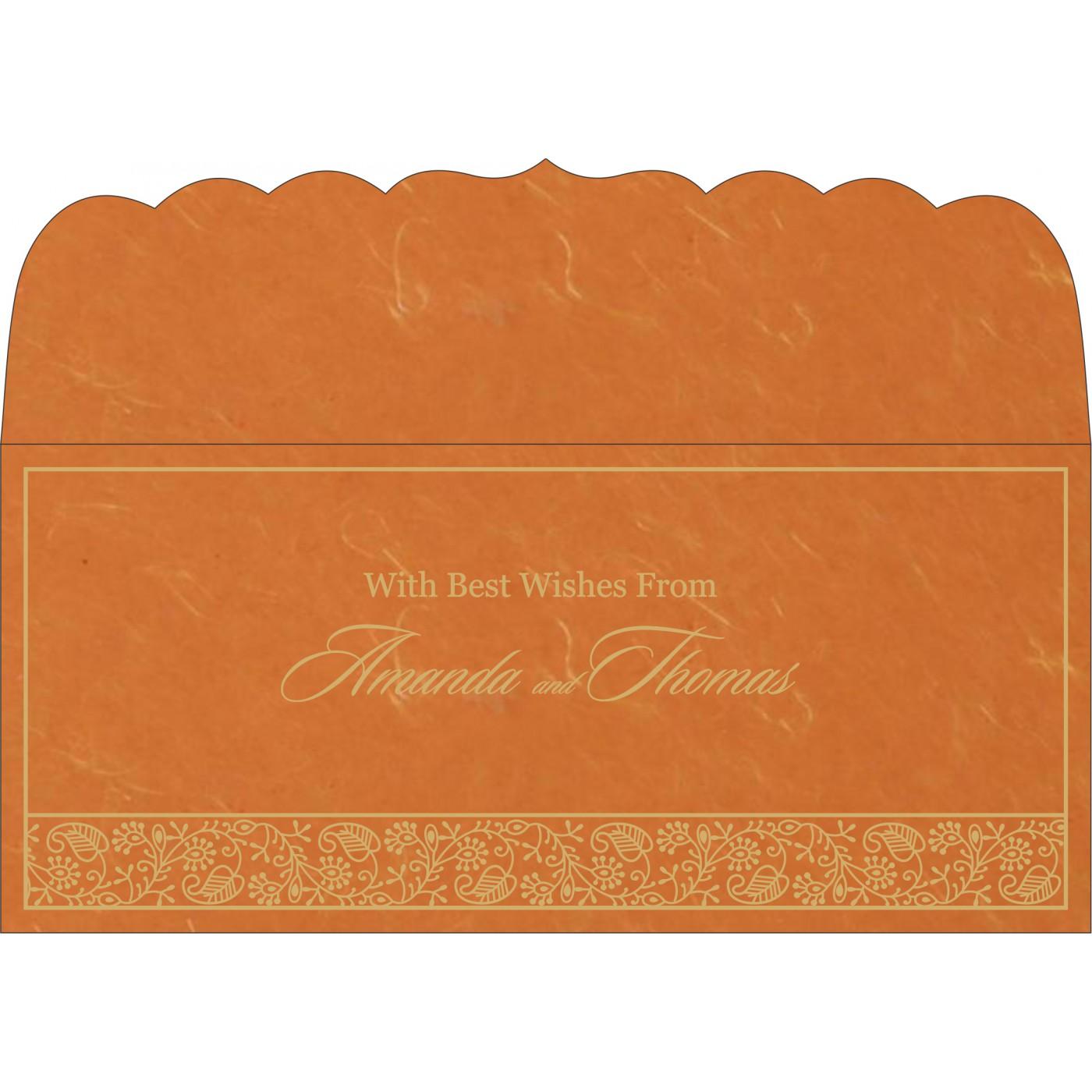 Money Envelopes : ME-8215L - 123WeddingCards