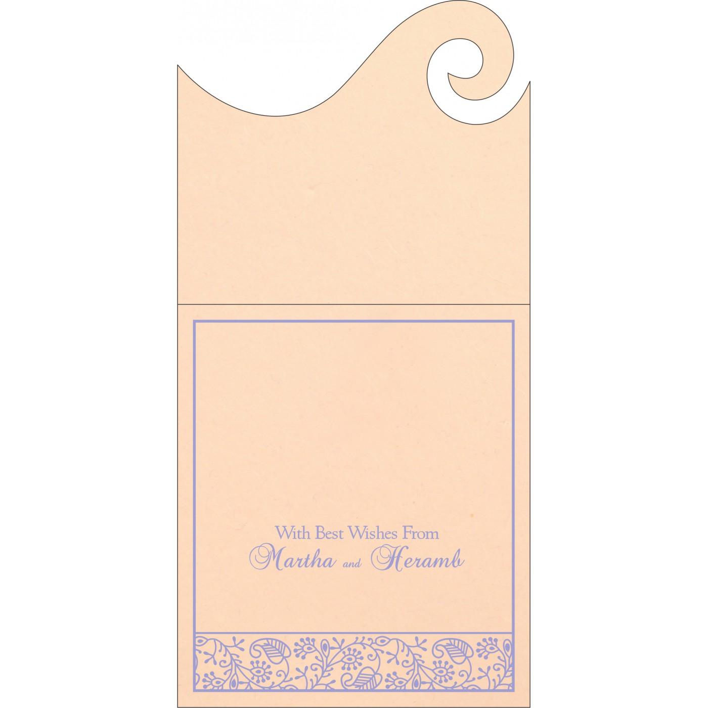 Money Envelopes : ME-8215M - 123WeddingCards