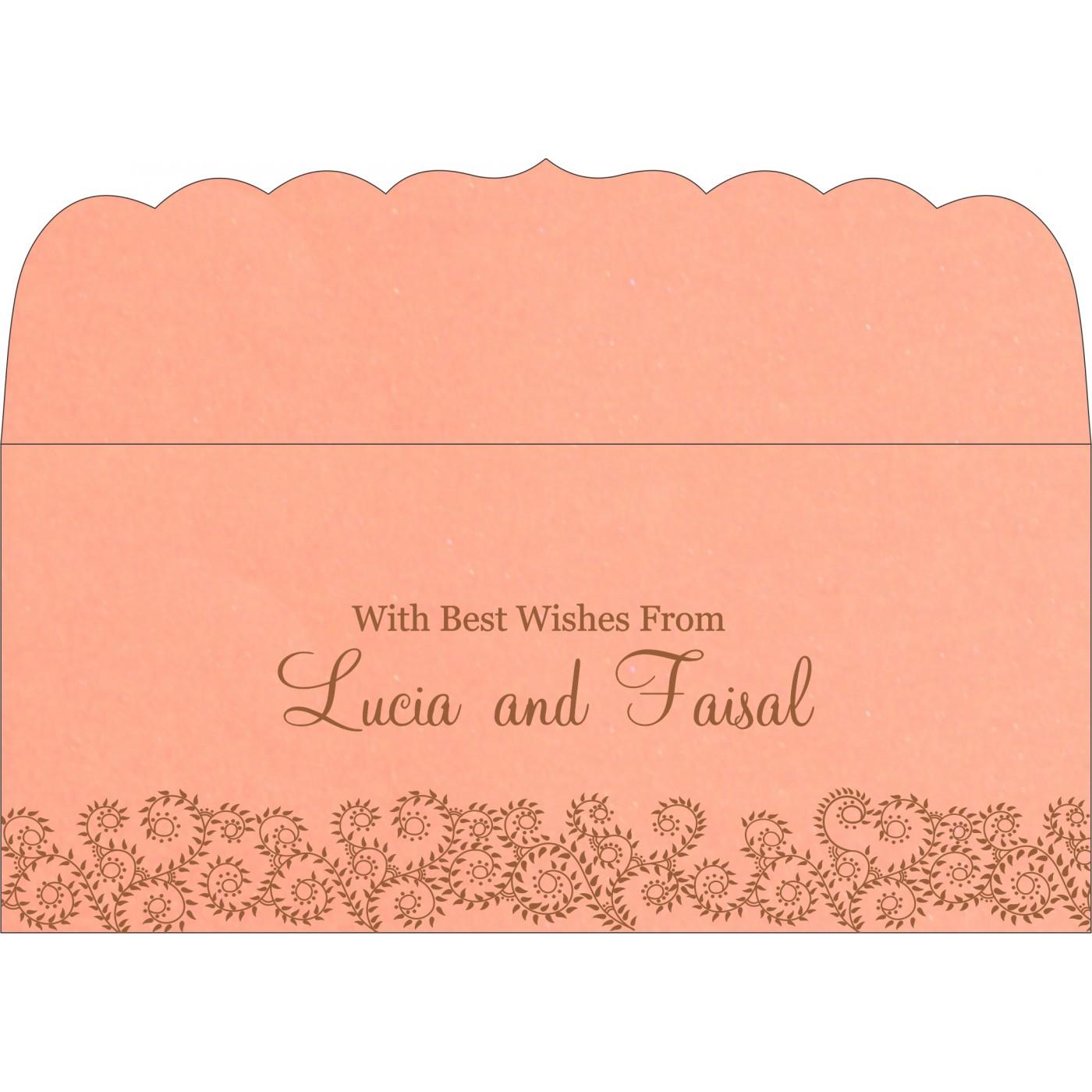 Money Envelopes : ME-8217N - 123WeddingCards