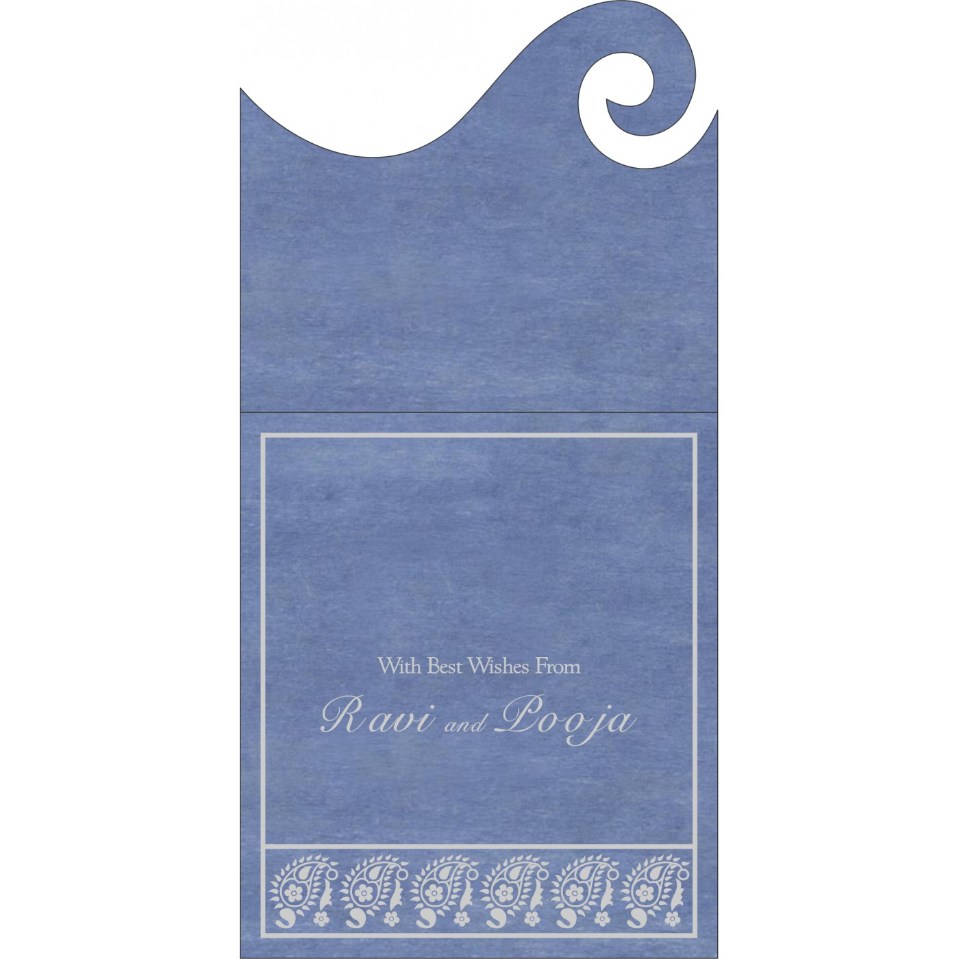 Money Envelopes : ME-8218K - 123WeddingCards