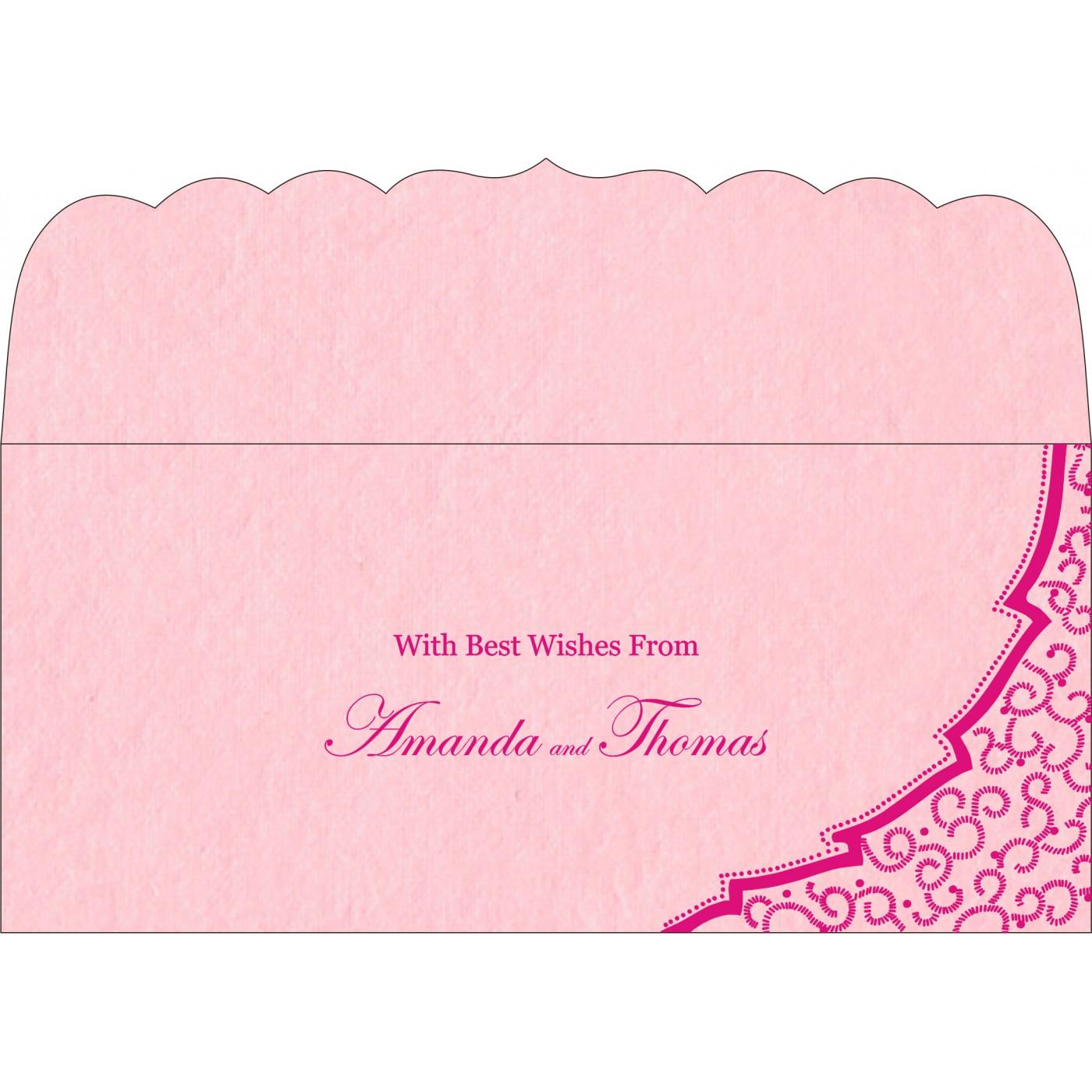 Money Envelopes : ME-8219K - 123WeddingCards