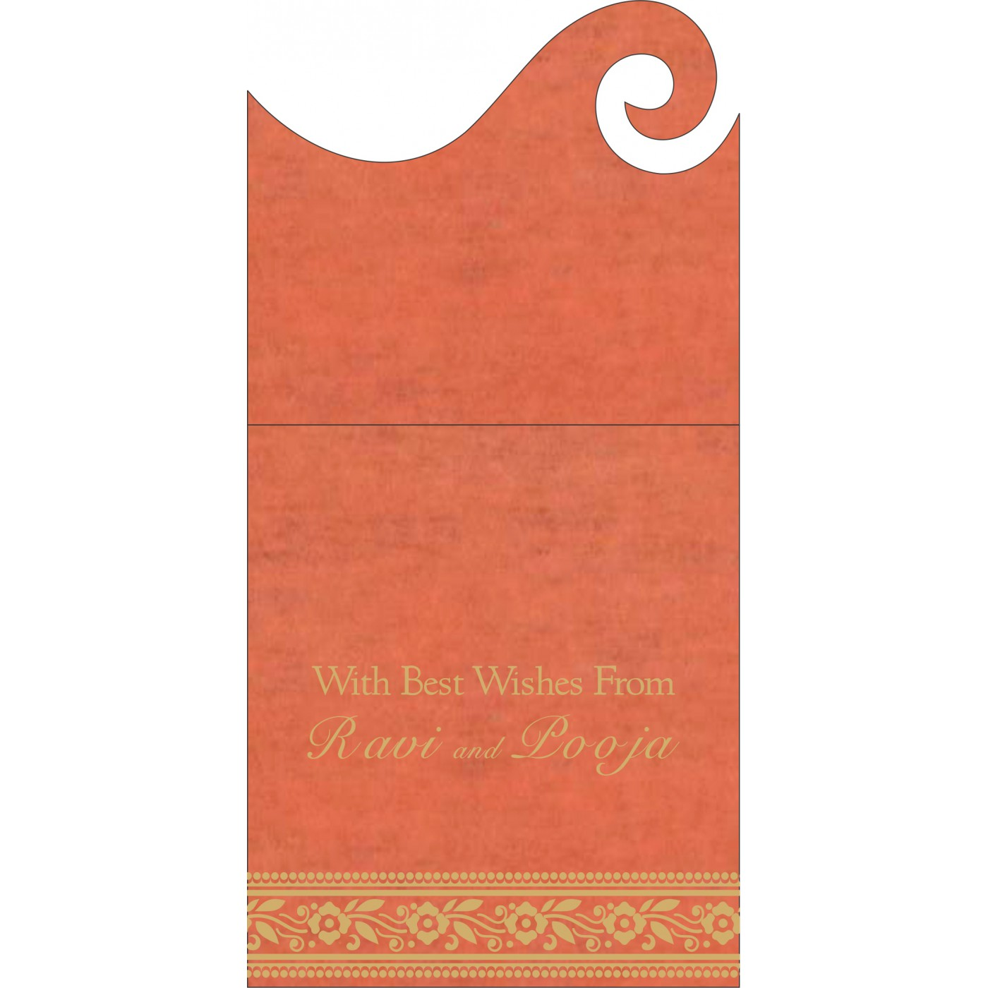 Money Envelopes : ME-8220N - 123WeddingCards