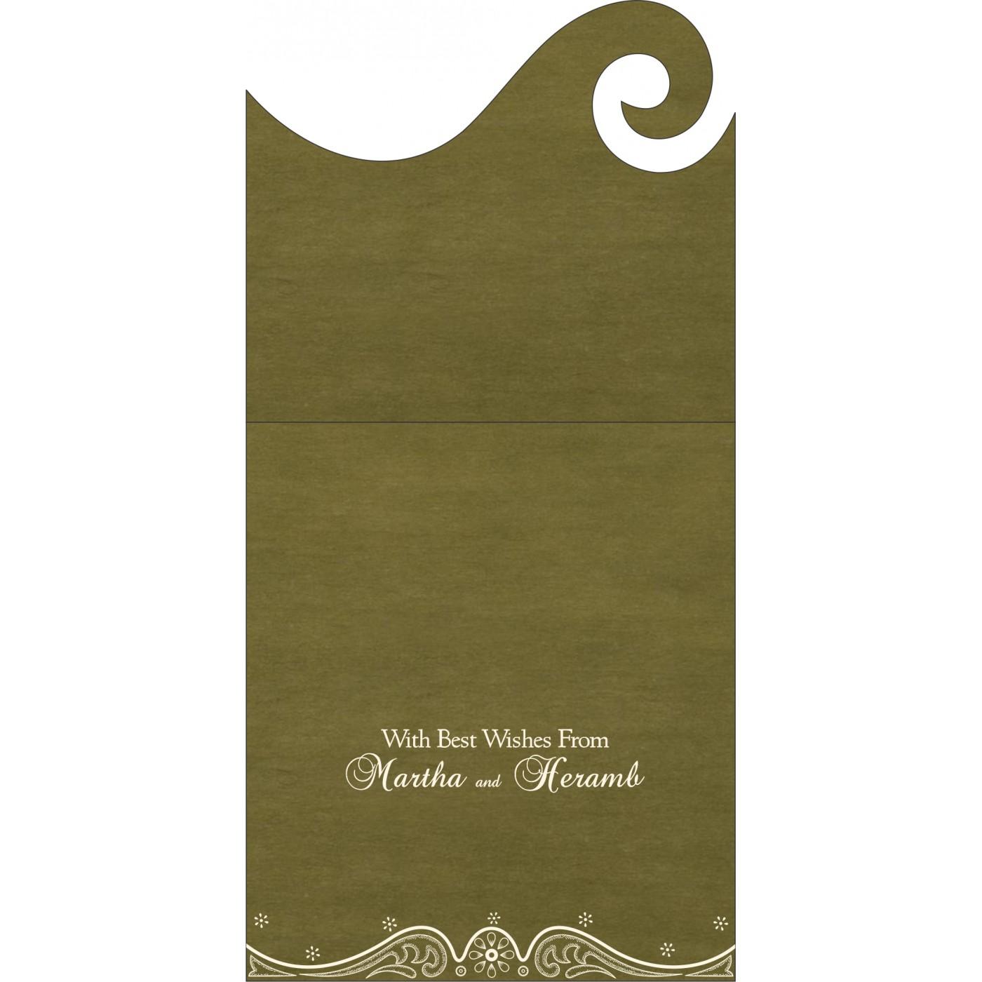 Money Envelopes : ME-8221D - 123WeddingCards