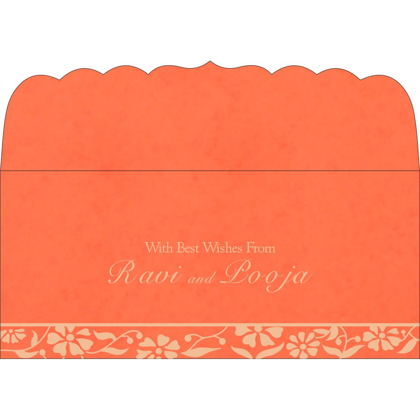 Money Envelopes : ME-8222L - 123WeddingCards