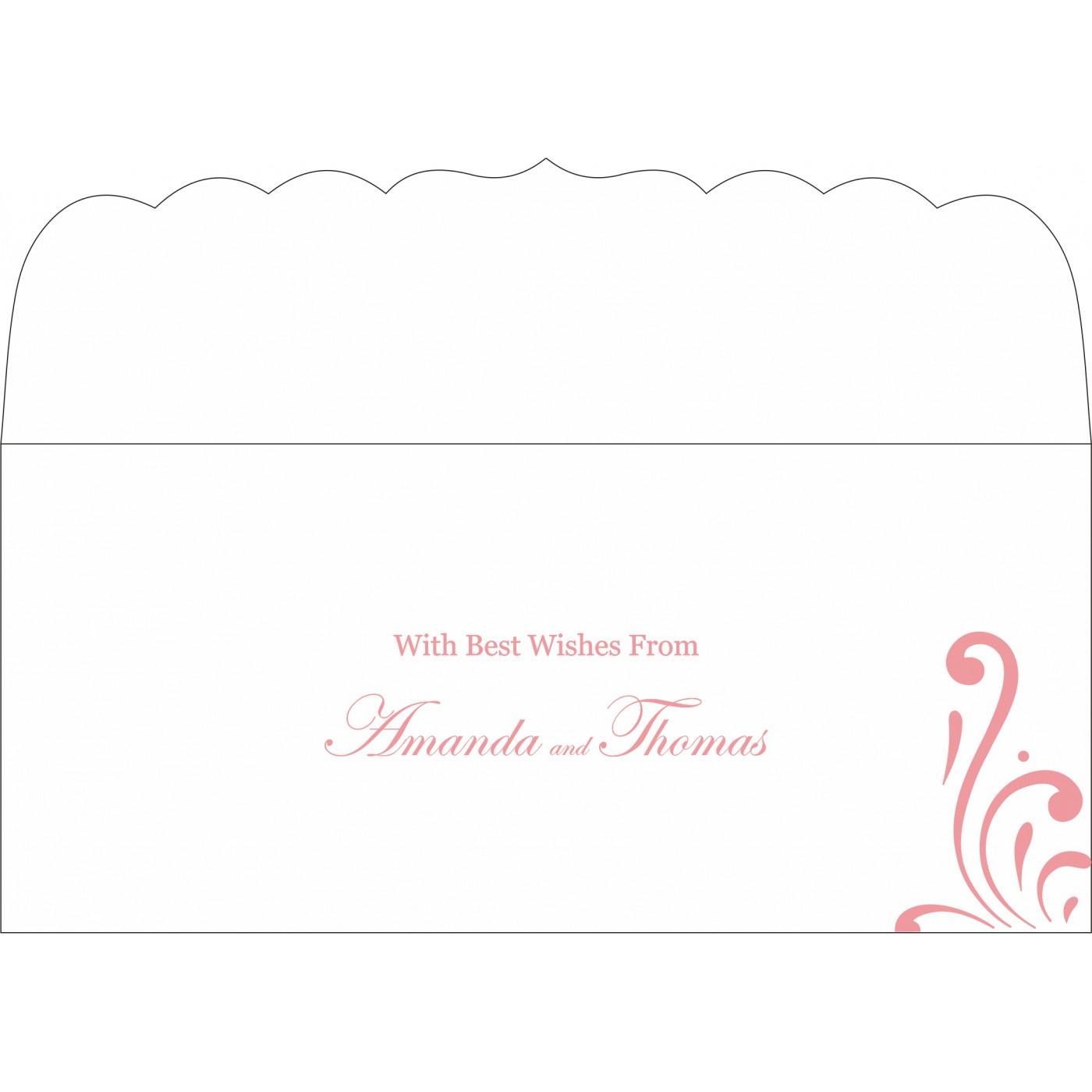 Money Envelopes : ME-8223N - 123WeddingCards