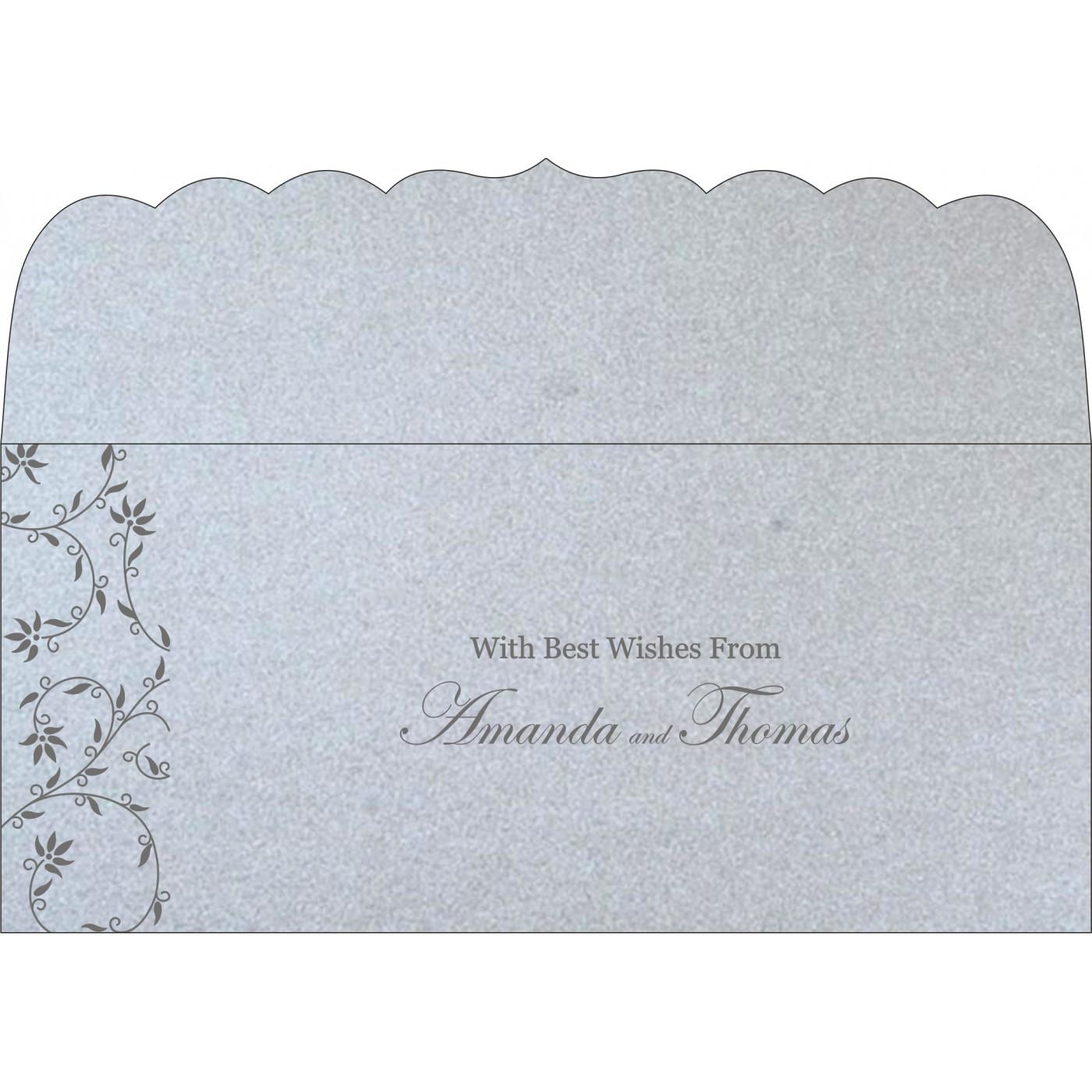 Money Envelopes : ME-8226A - 123WeddingCards