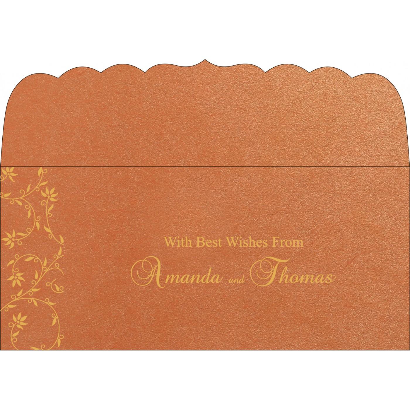 Money Envelopes : ME-8226E - 123WeddingCards