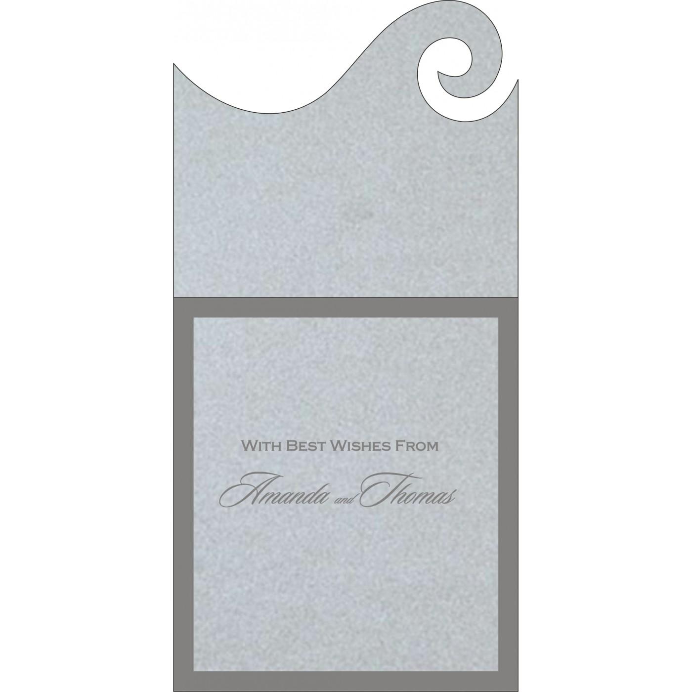 Money Envelopes : ME-8229B - 123WeddingCards