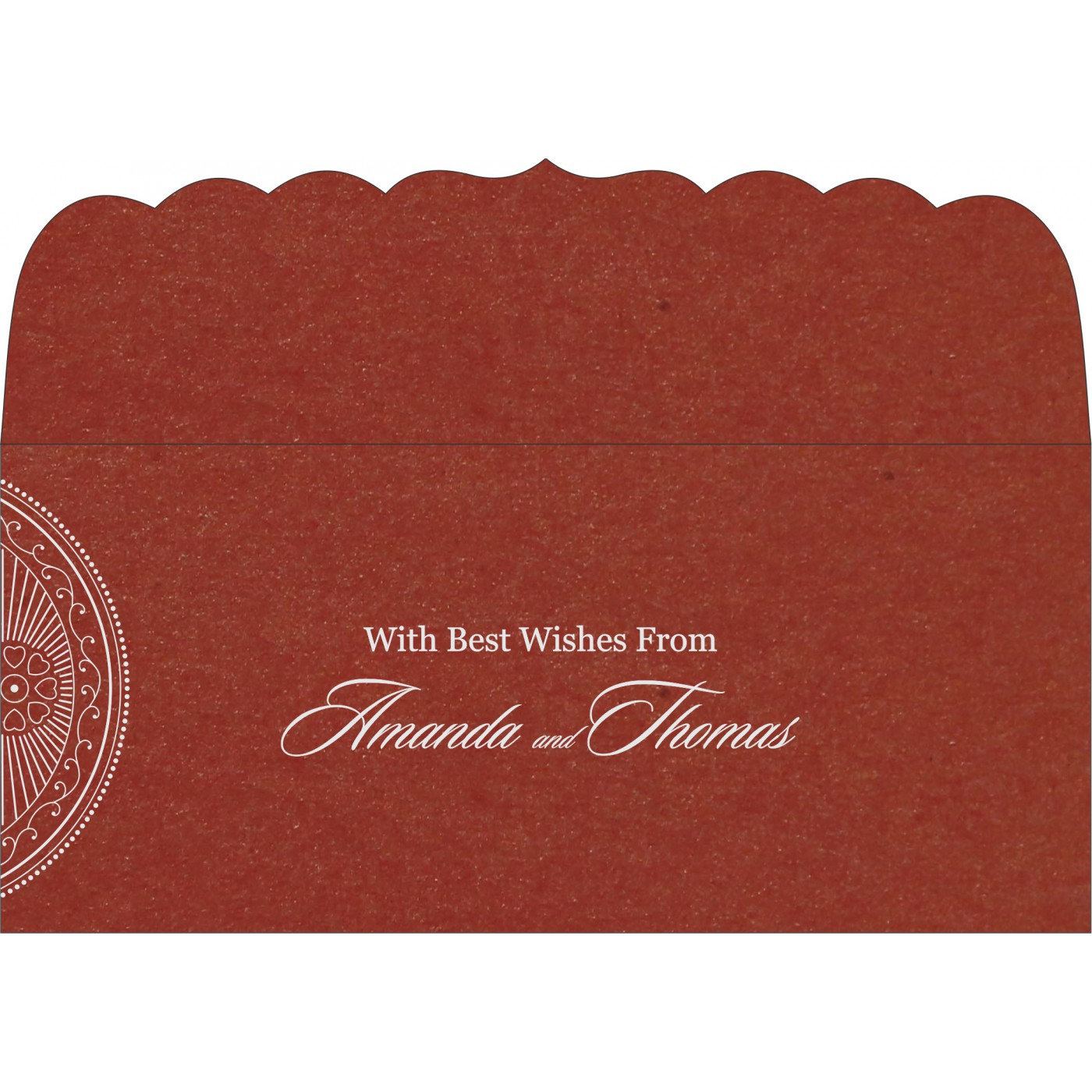 Money Envelopes : ME-8230C - 123WeddingCards