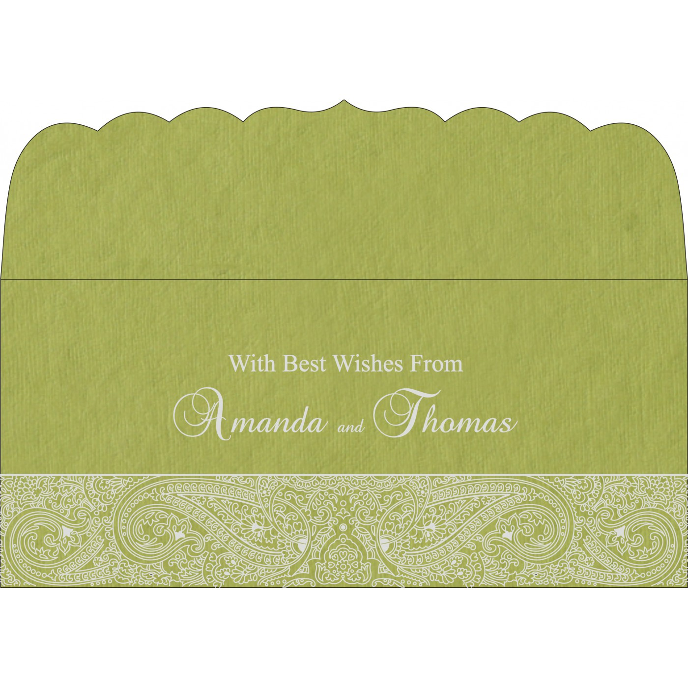 Money Envelopes : ME-8234C - 123WeddingCards