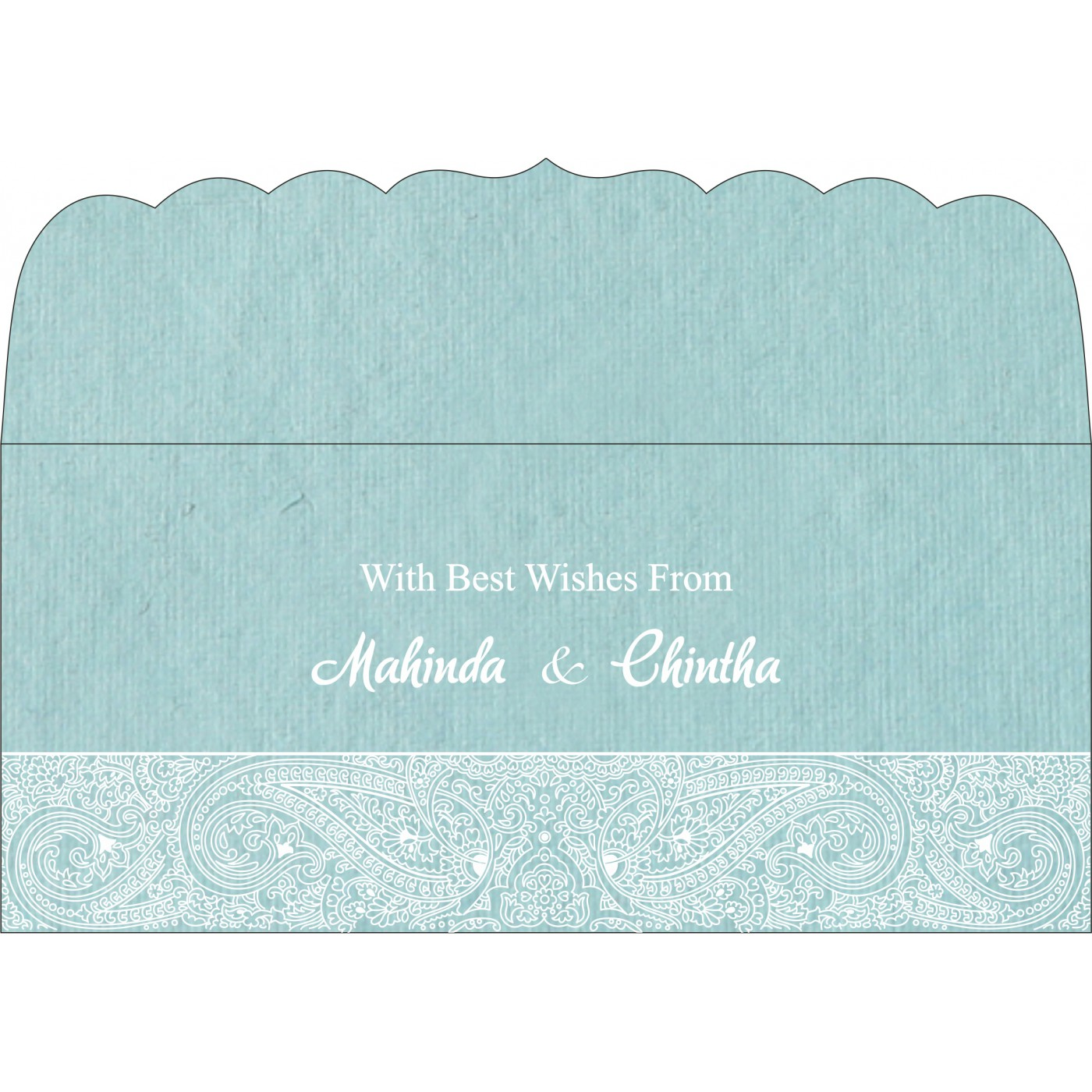 Money Envelopes : ME-8234E - 123WeddingCards