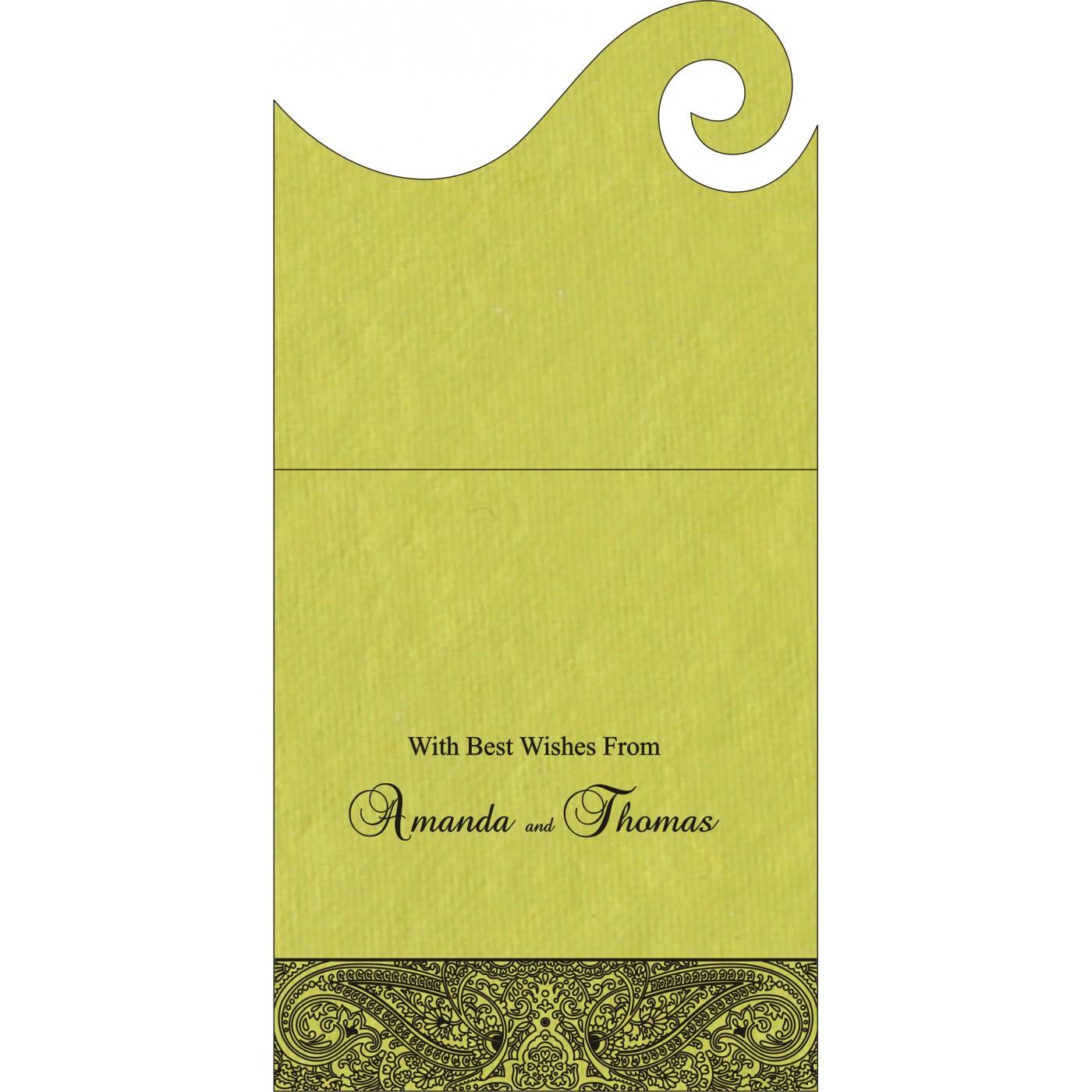 Money Envelopes : ME-8234H - 123WeddingCards